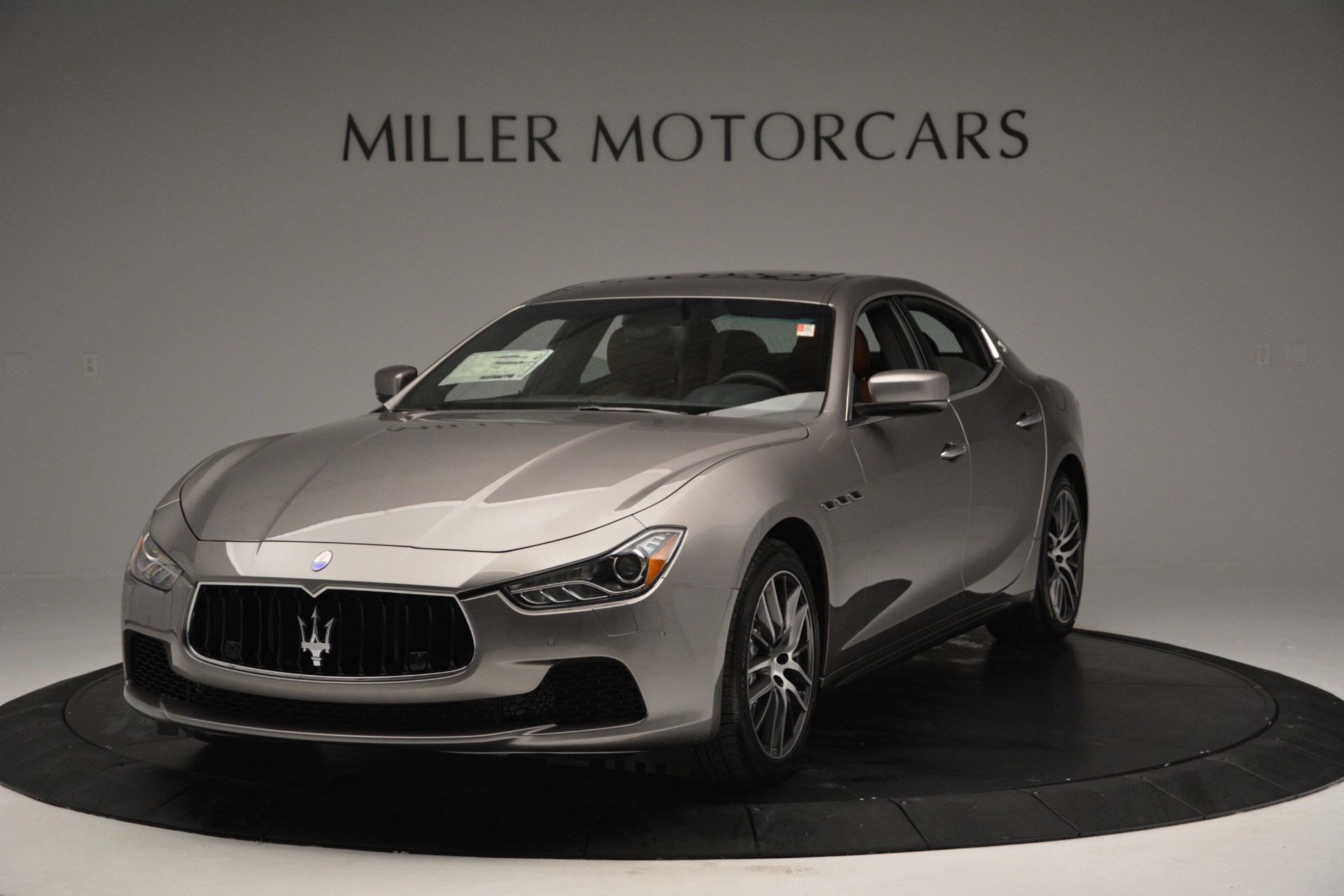 Used 2017 Maserati Ghibli S Q4 EX-LOANER For Sale In Greenwich, CT. Alfa Romeo of Greenwich, M1693