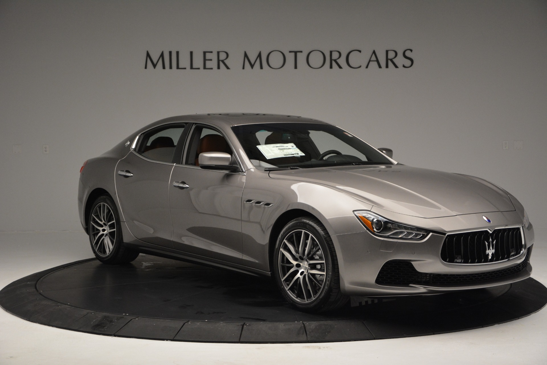 Used 2017 Maserati Ghibli S Q4 EX-LOANER For Sale In Greenwich, CT. Alfa Romeo of Greenwich, M1693 608_p11