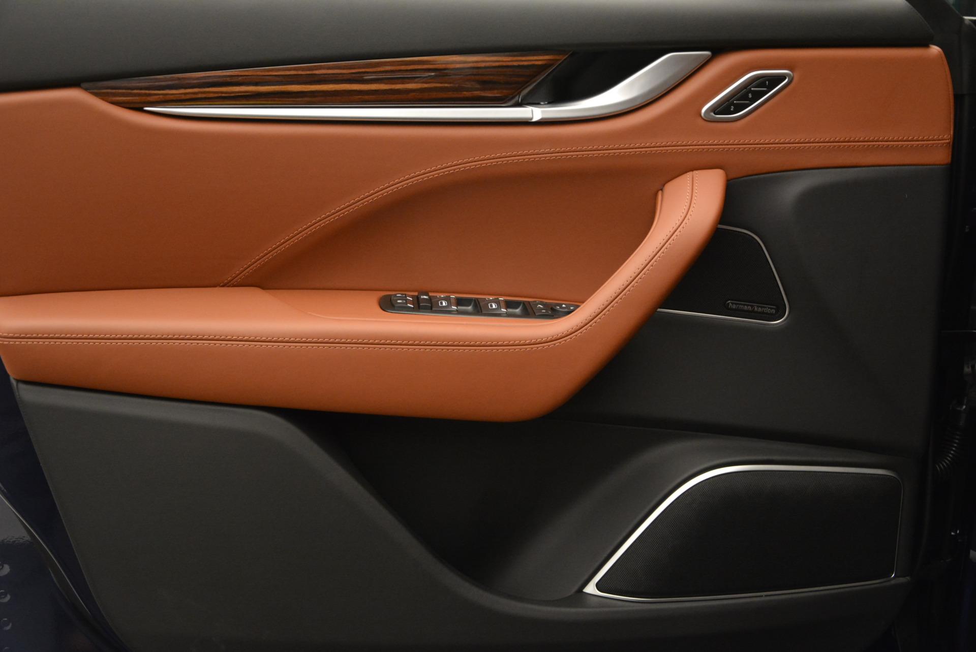 New 2017 Maserati Levante  For Sale In Greenwich, CT. Alfa Romeo of Greenwich, M1663 609_p16