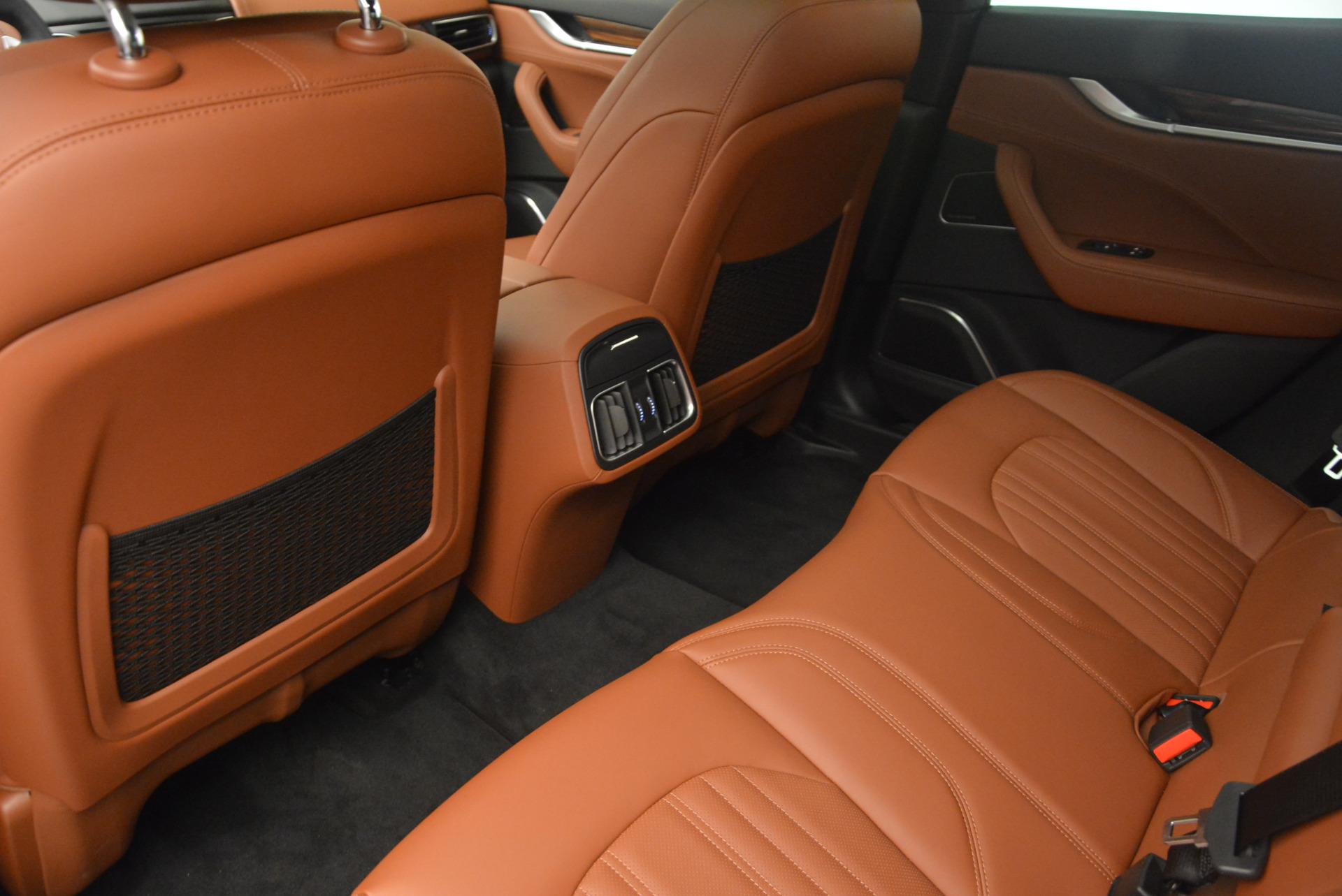 New 2017 Maserati Levante  For Sale In Greenwich, CT. Alfa Romeo of Greenwich, M1663 609_p17