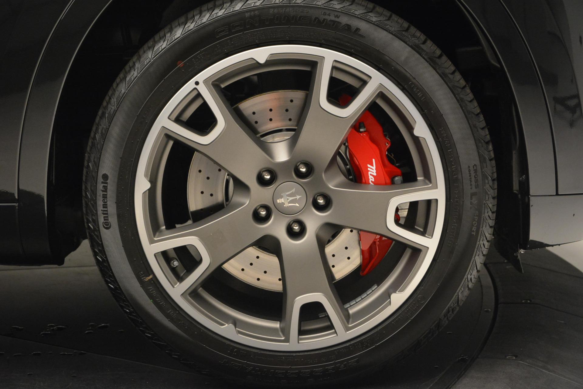 New 2017 Maserati Levante  For Sale In Greenwich, CT. Alfa Romeo of Greenwich, M1663 609_p26