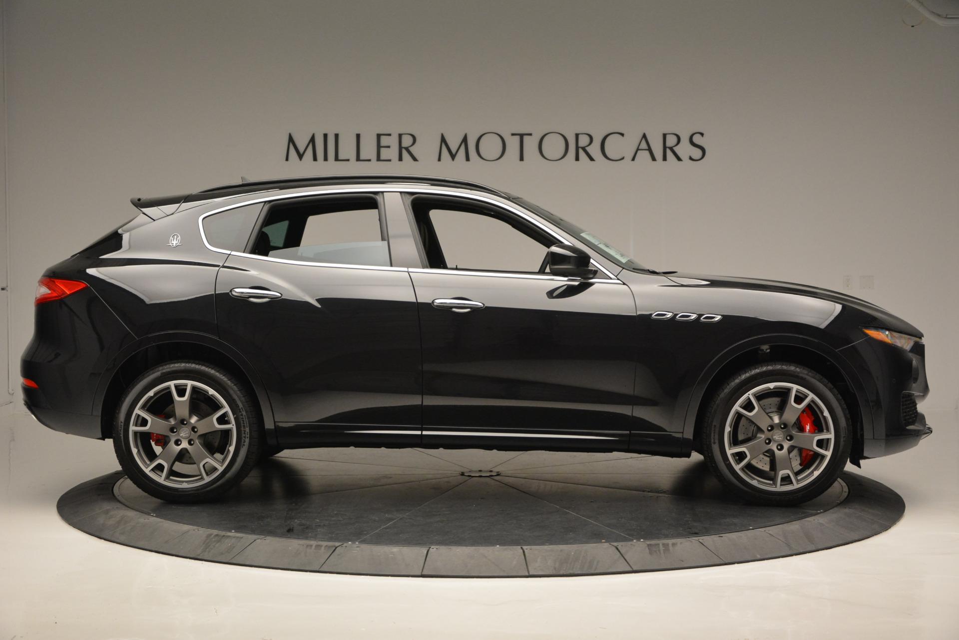 New 2017 Maserati Levante  For Sale In Greenwich, CT. Alfa Romeo of Greenwich, M1663 609_p9