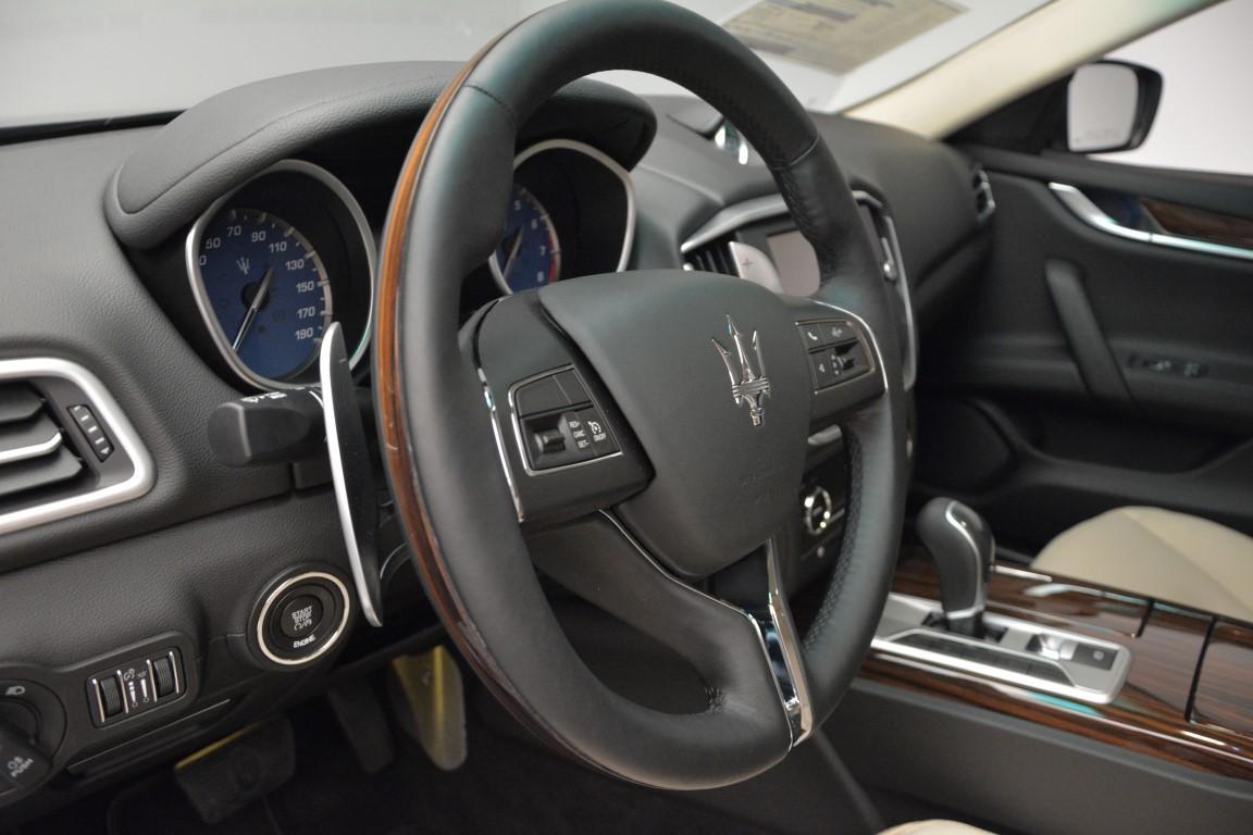 New 2016 Maserati Ghibli S Q4 For Sale In Greenwich, CT. Alfa Romeo of Greenwich, W302 61_p18