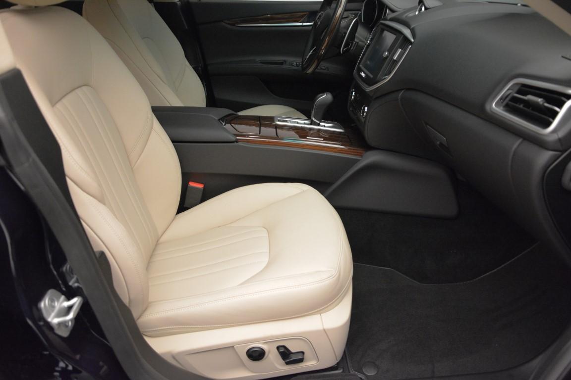 New 2016 Maserati Ghibli S Q4 For Sale In Greenwich, CT. Alfa Romeo of Greenwich, W302 61_p21