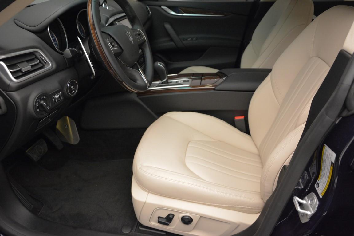 New 2016 Maserati Ghibli S Q4 For Sale In Greenwich, CT. Alfa Romeo of Greenwich, W302 61_p23