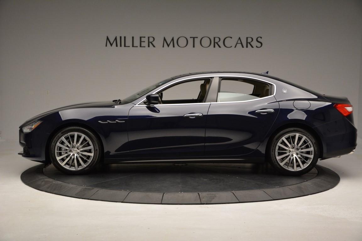 New 2016 Maserati Ghibli S Q4 For Sale In Greenwich, CT. Alfa Romeo of Greenwich, W302 61_p3