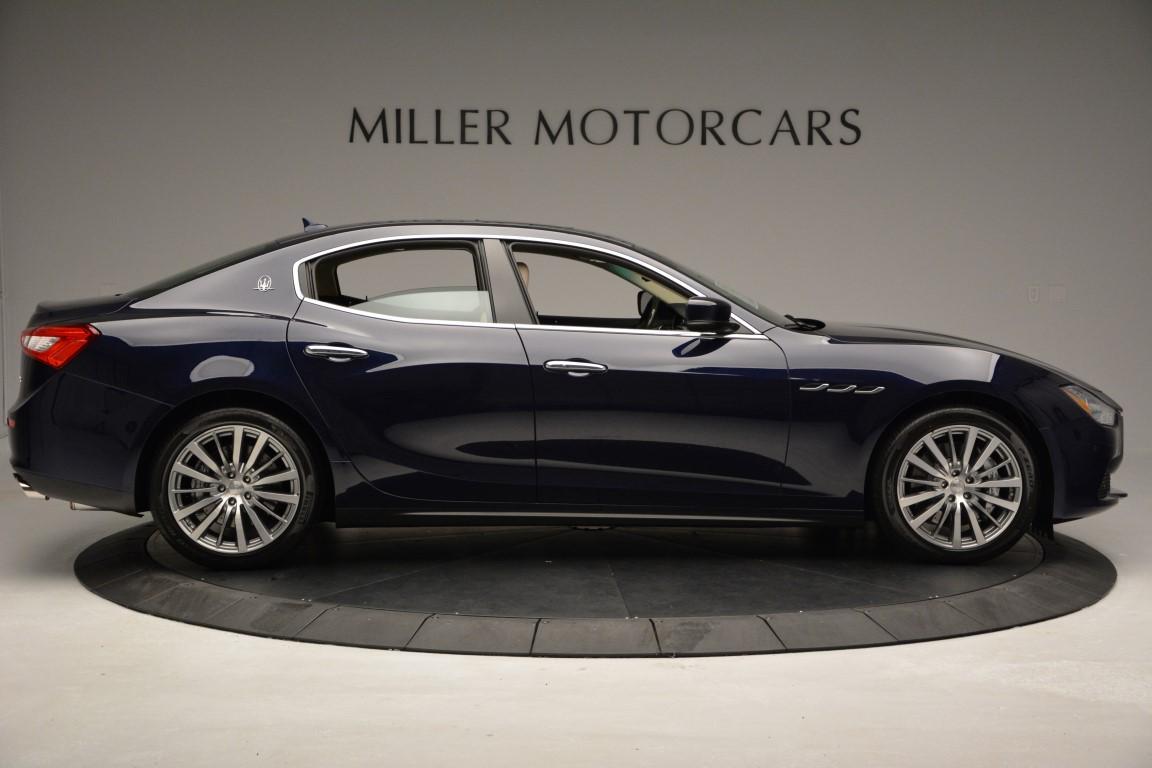 New 2016 Maserati Ghibli S Q4 For Sale In Greenwich, CT. Alfa Romeo of Greenwich, W302 61_p9