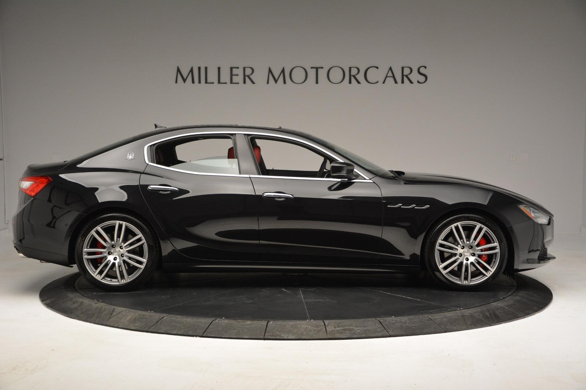 New 2017 Maserati Ghibli S Q4 For Sale In Greenwich, CT. Alfa Romeo of Greenwich, M1687 610_p10