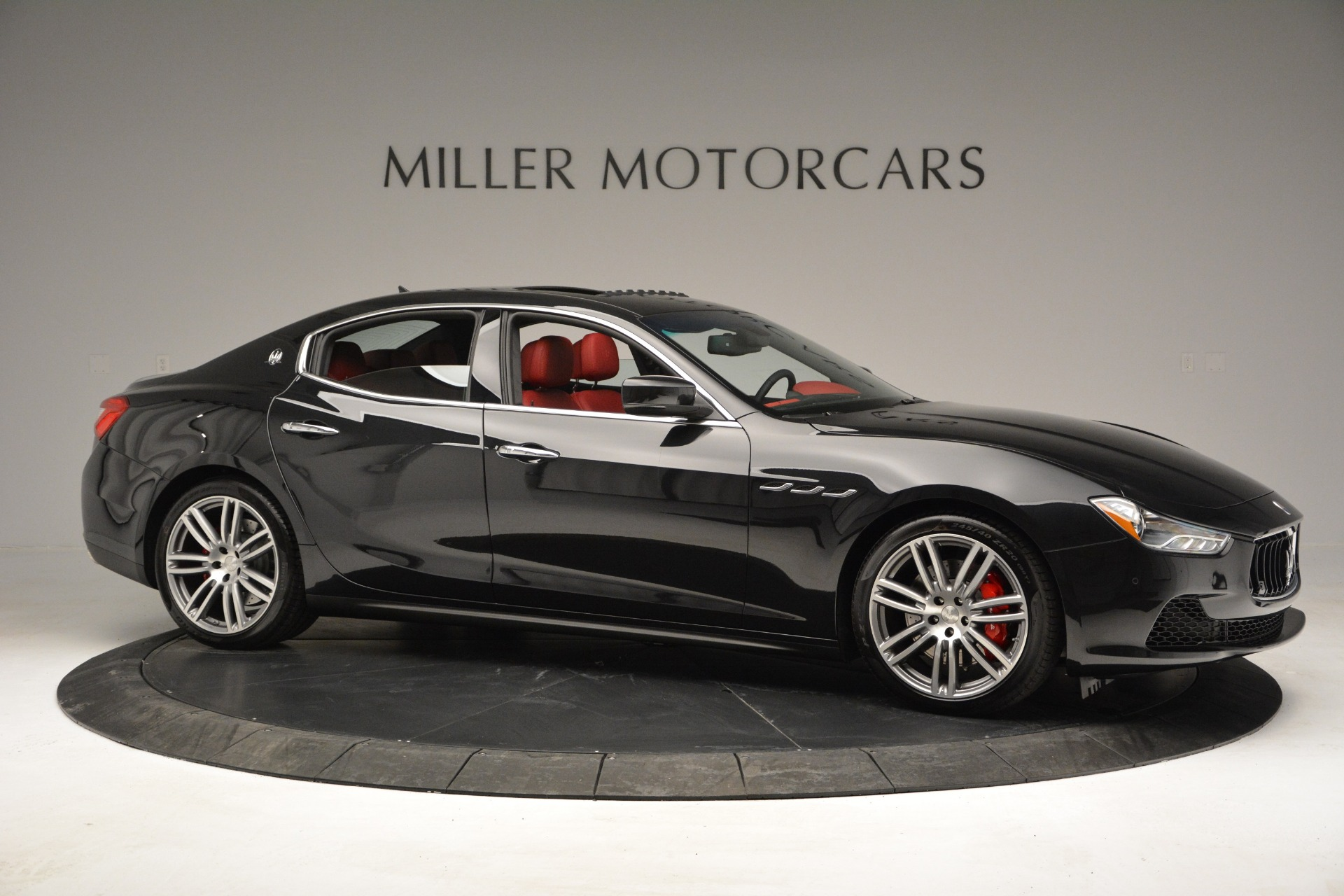 New 2017 Maserati Ghibli S Q4 For Sale In Greenwich, CT. Alfa Romeo of Greenwich, M1687 610_p11