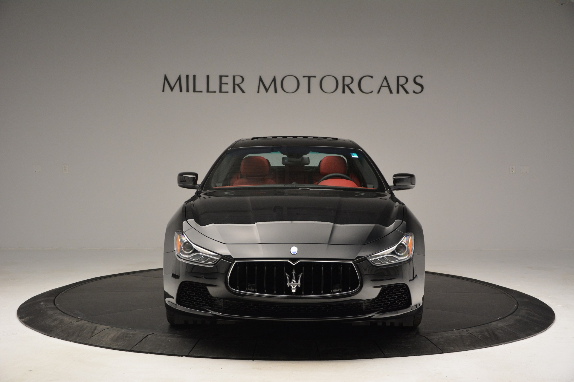 New 2017 Maserati Ghibli S Q4 For Sale In Greenwich, CT. Alfa Romeo of Greenwich, M1687 610_p13