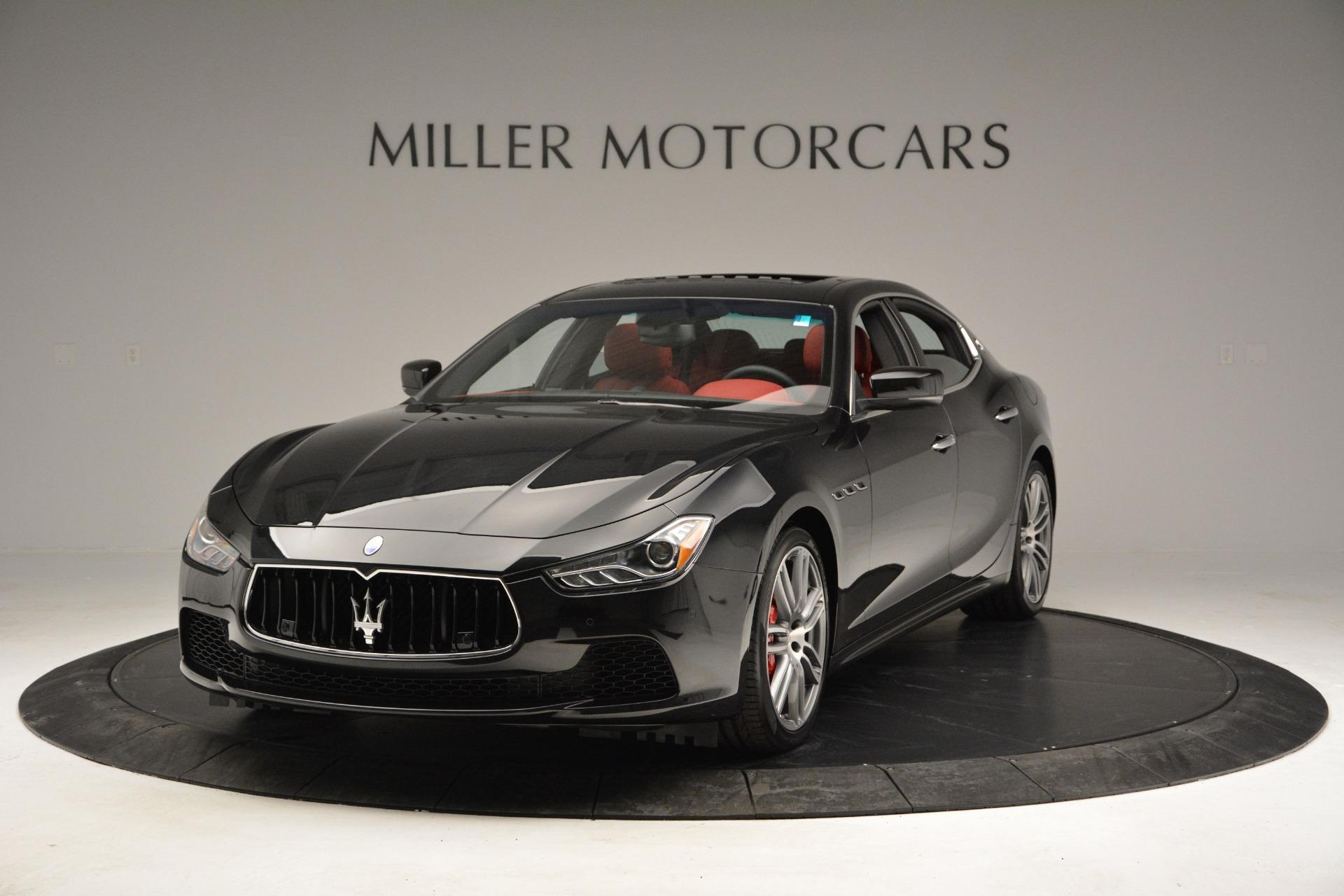 New 2017 Maserati Ghibli S Q4 For Sale In Greenwich, CT. Alfa Romeo of Greenwich, M1687 610_p16
