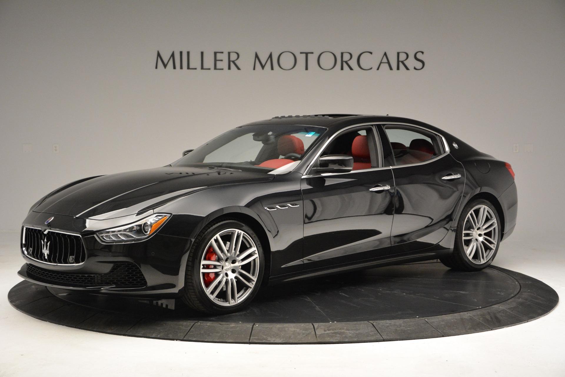 New 2017 Maserati Ghibli S Q4 For Sale In Greenwich, CT. Alfa Romeo of Greenwich, M1687 610_p17