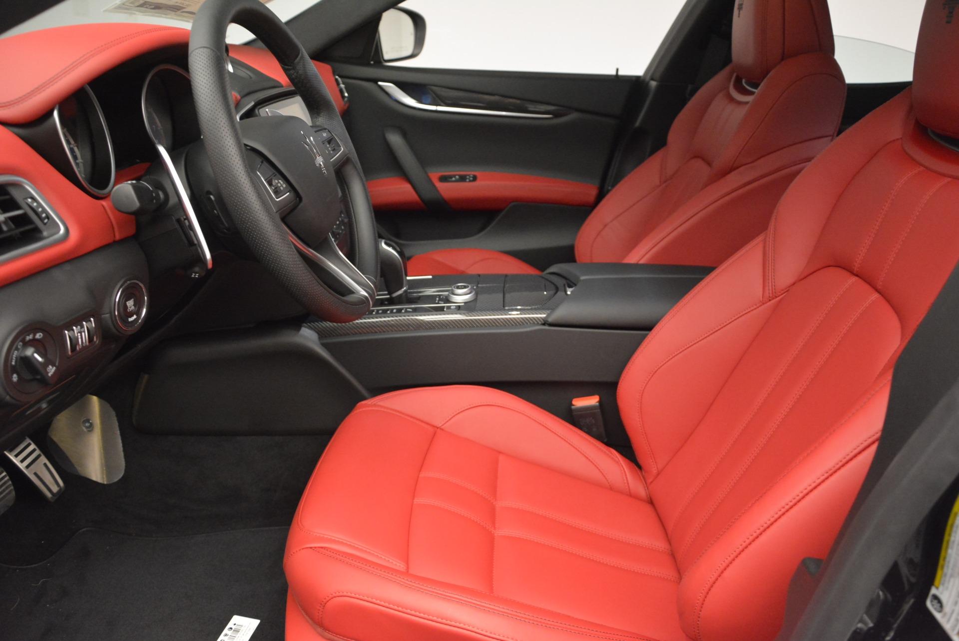 New 2017 Maserati Ghibli S Q4 For Sale In Greenwich, CT. Alfa Romeo of Greenwich, M1687 610_p19