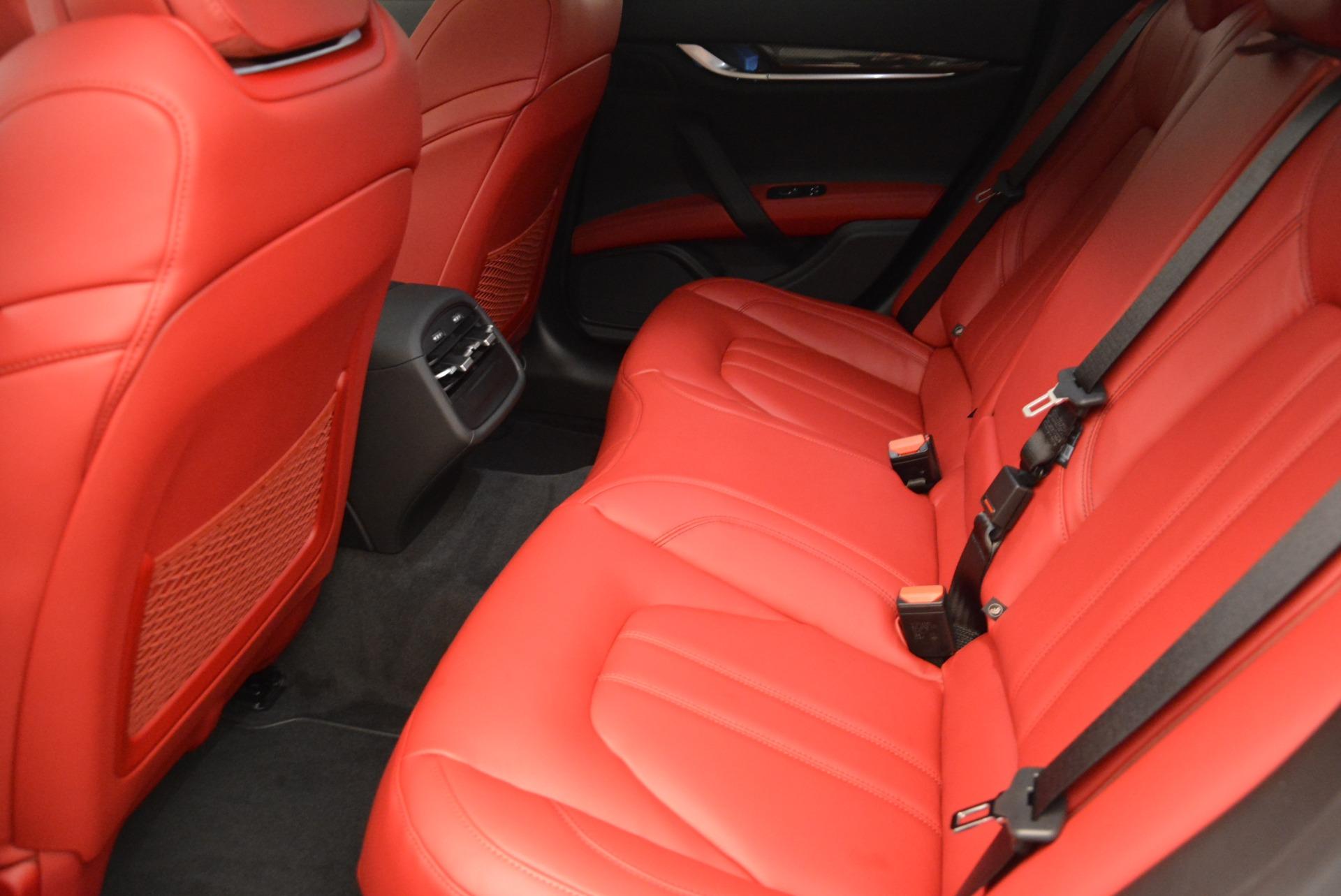 New 2017 Maserati Ghibli S Q4 For Sale In Greenwich, CT. Alfa Romeo of Greenwich, M1687 610_p24