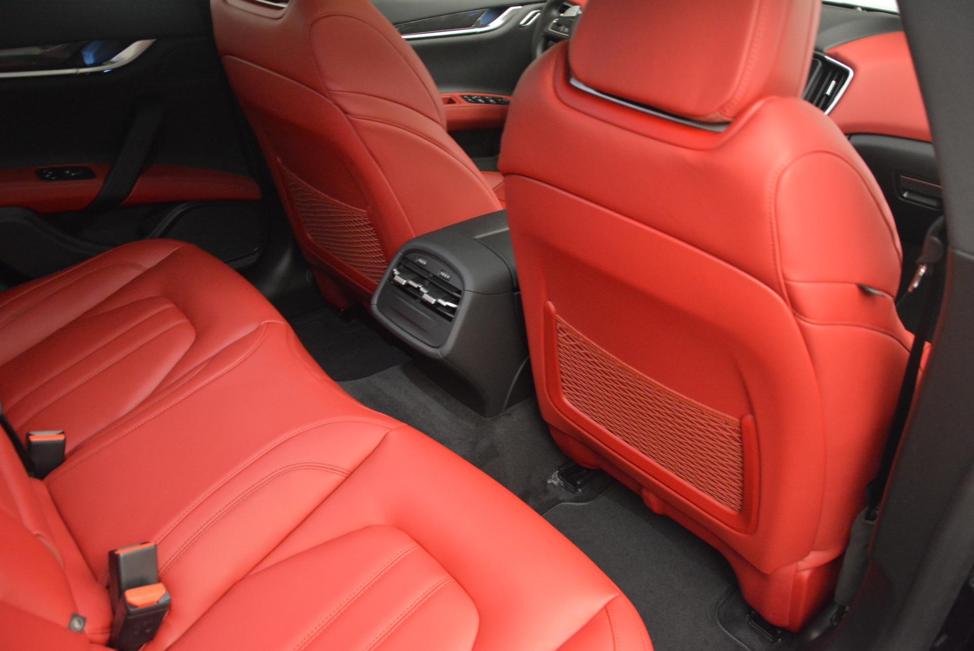 New 2017 Maserati Ghibli S Q4 For Sale In Greenwich, CT. Alfa Romeo of Greenwich, M1687 610_p29