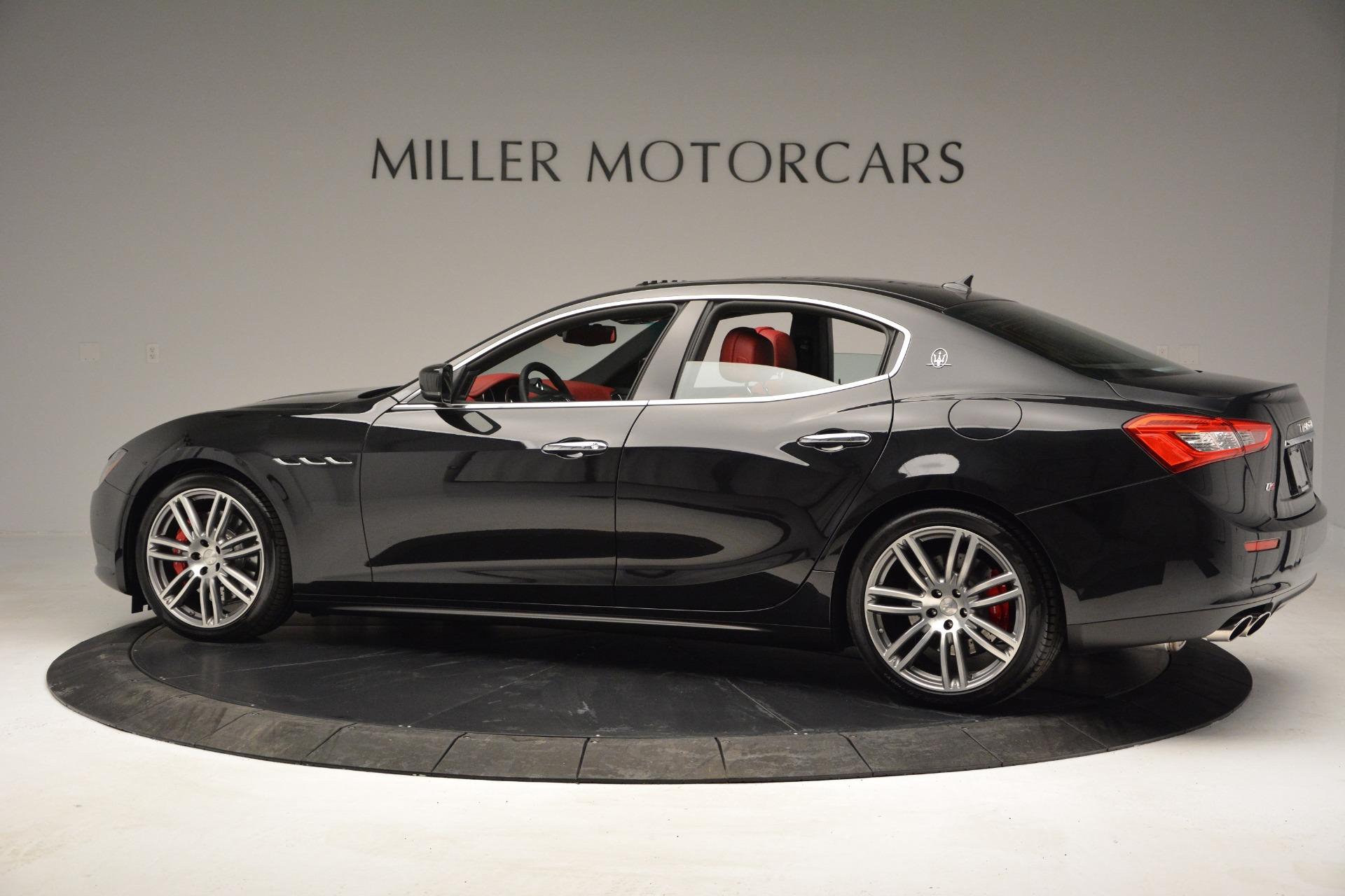 New 2017 Maserati Ghibli S Q4 For Sale In Greenwich, CT. Alfa Romeo of Greenwich, M1687 610_p5