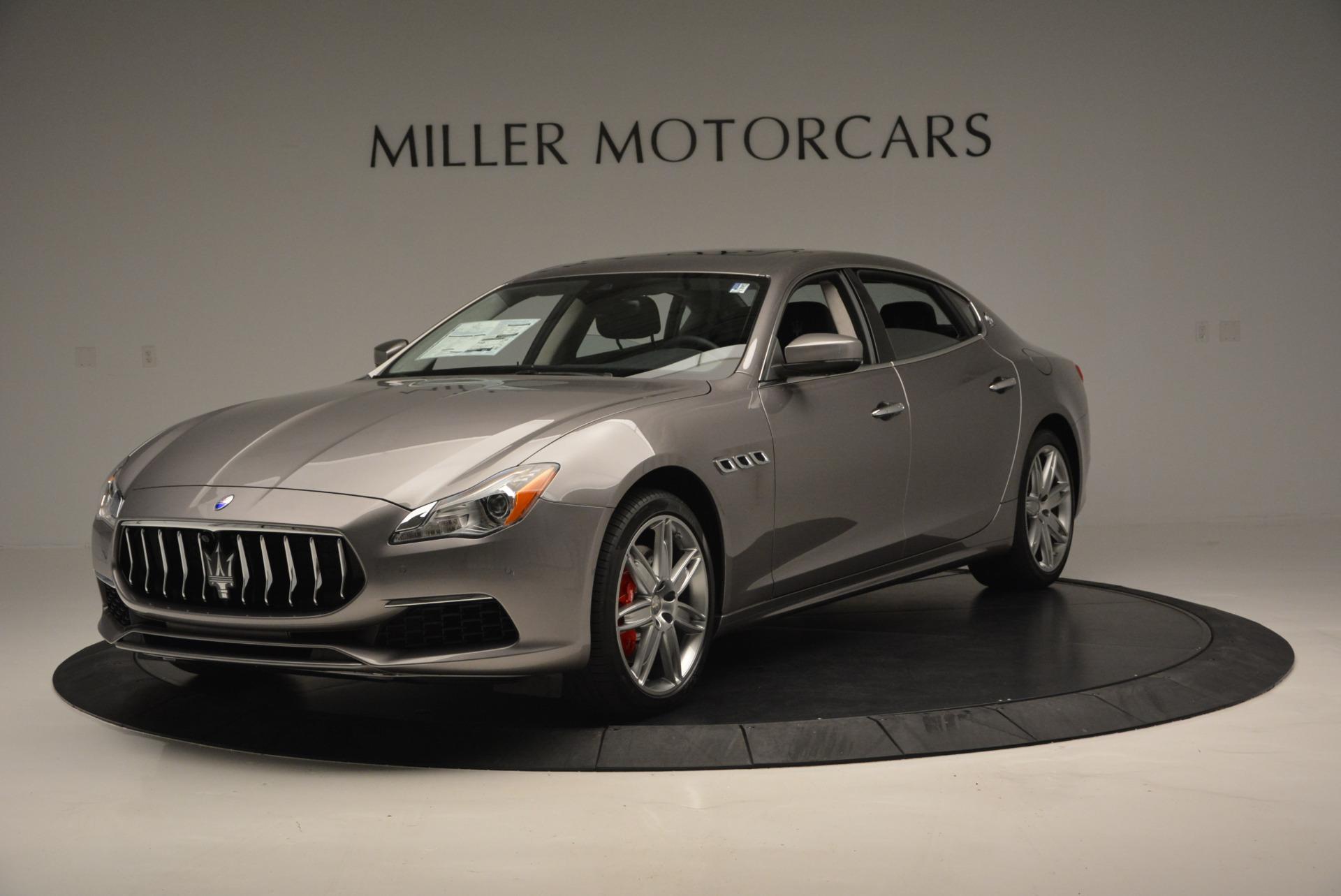New 2017 Maserati Quattroporte S Q4 GranLusso For Sale In Greenwich, CT. Alfa Romeo of Greenwich, M1686 611_main