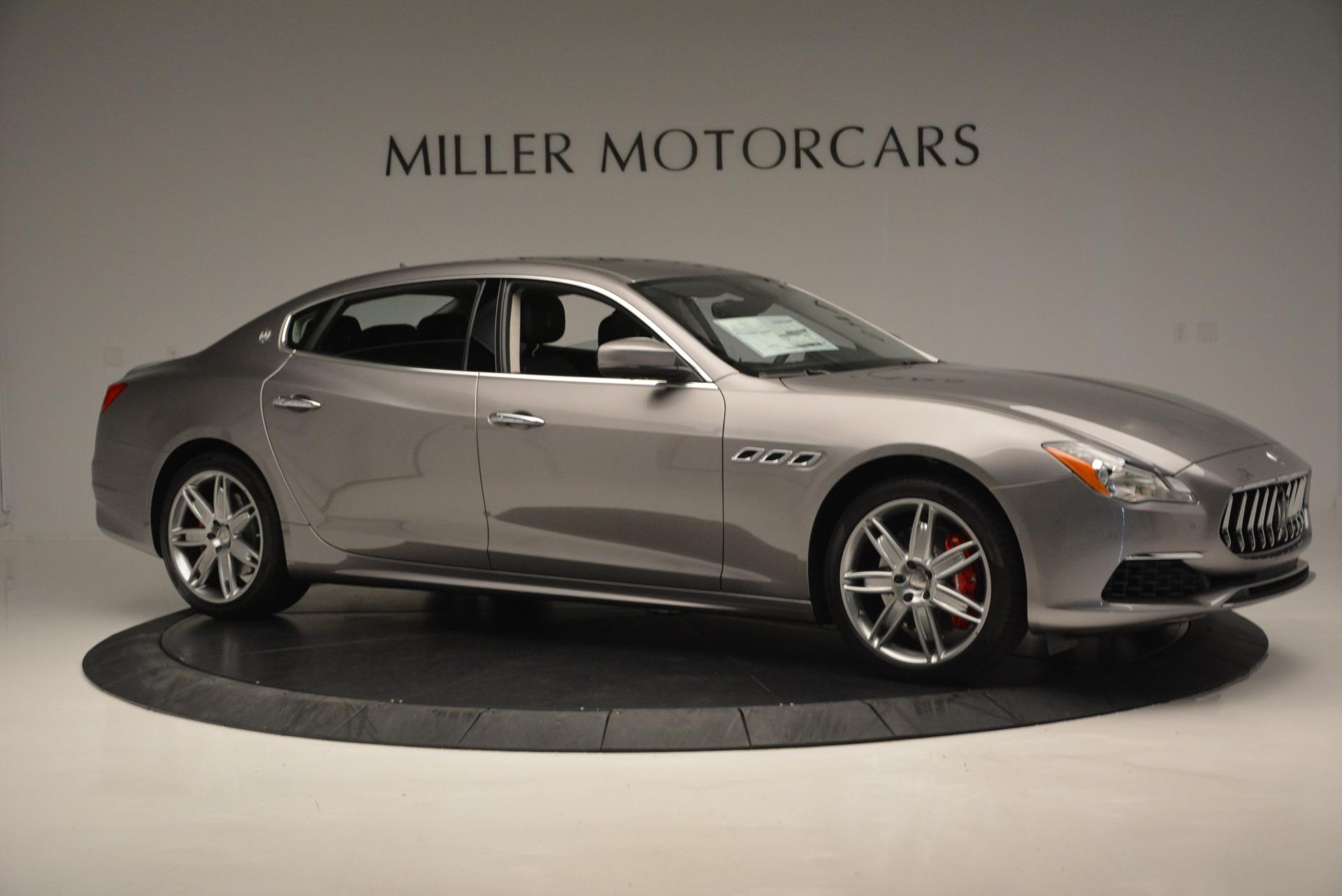 New 2017 Maserati Quattroporte S Q4 GranLusso For Sale In Greenwich, CT. Alfa Romeo of Greenwich, M1686 611_p10