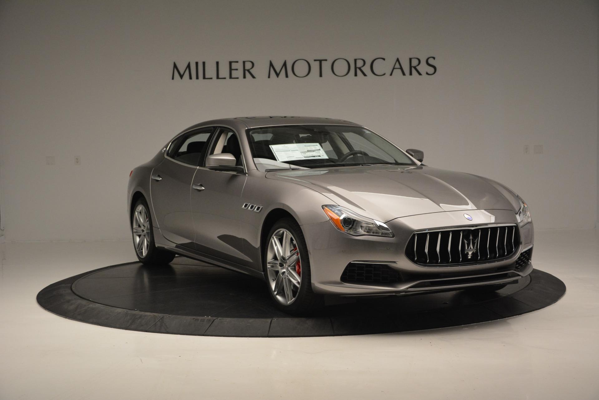 New 2017 Maserati Quattroporte S Q4 GranLusso For Sale In Greenwich, CT. Alfa Romeo of Greenwich, M1686 611_p11