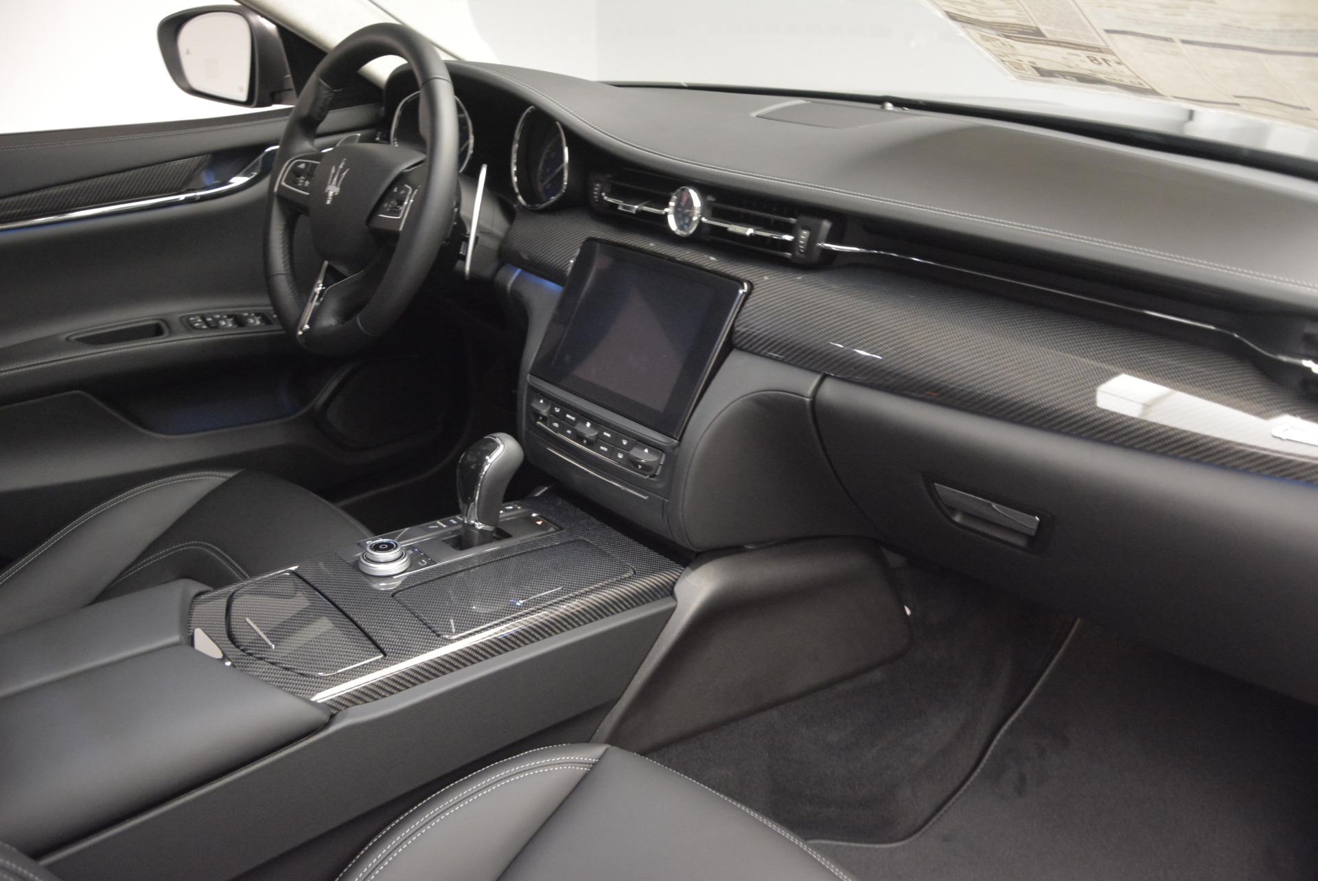 New 2017 Maserati Quattroporte S Q4 GranLusso For Sale In Greenwich, CT. Alfa Romeo of Greenwich, M1686 611_p21