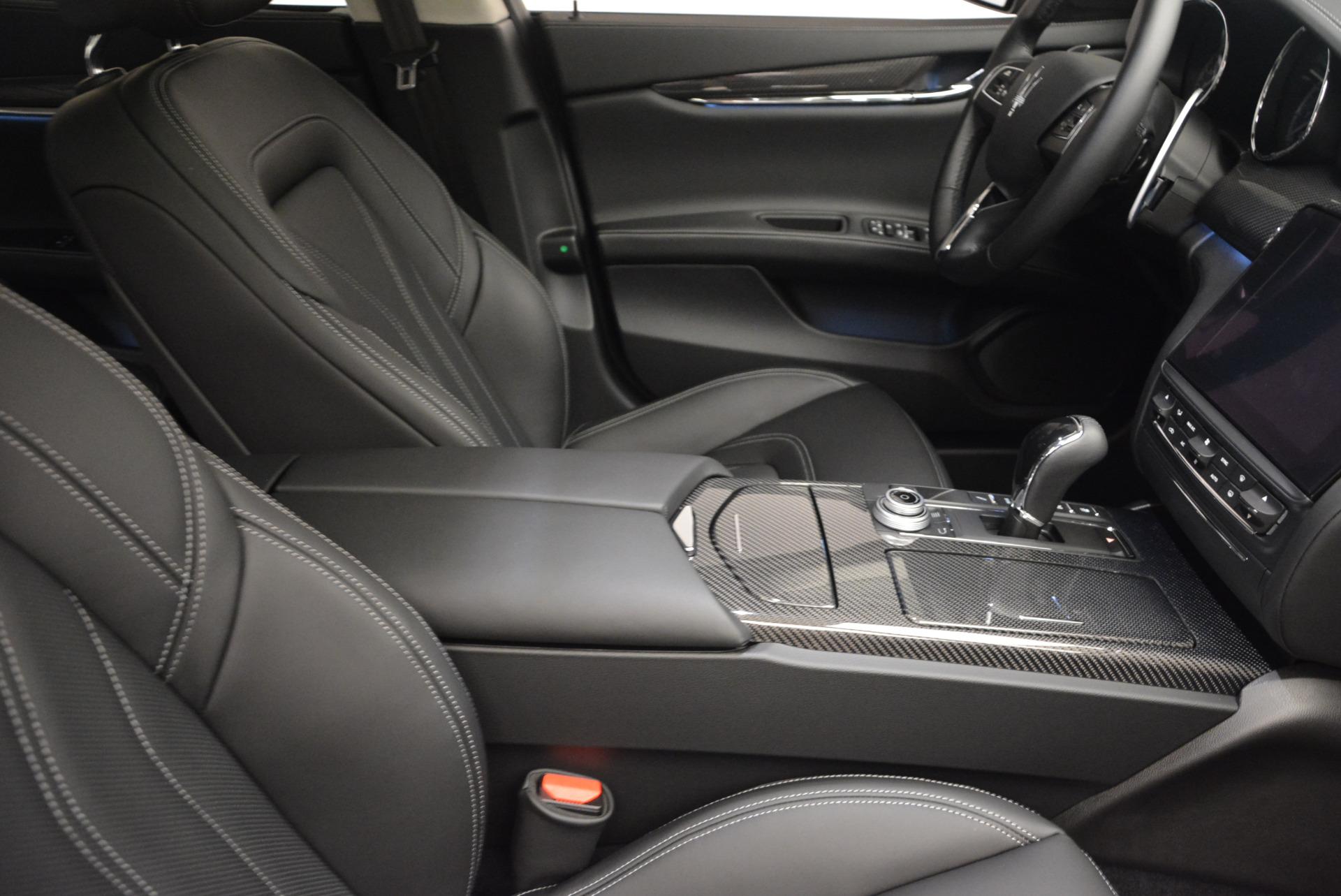 New 2017 Maserati Quattroporte S Q4 GranLusso For Sale In Greenwich, CT. Alfa Romeo of Greenwich, M1686 611_p22
