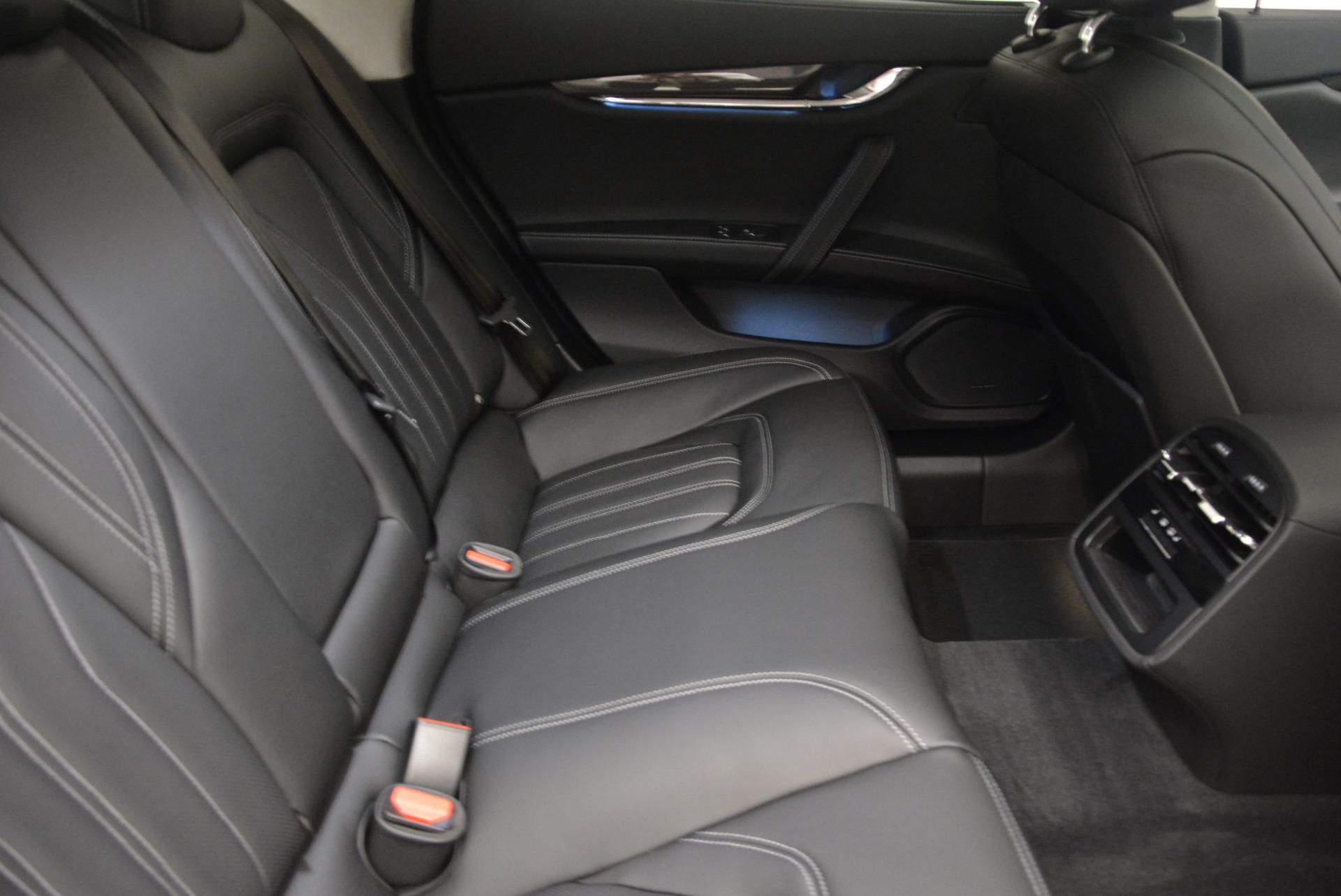 New 2017 Maserati Quattroporte S Q4 GranLusso For Sale In Greenwich, CT. Alfa Romeo of Greenwich, M1686 611_p26