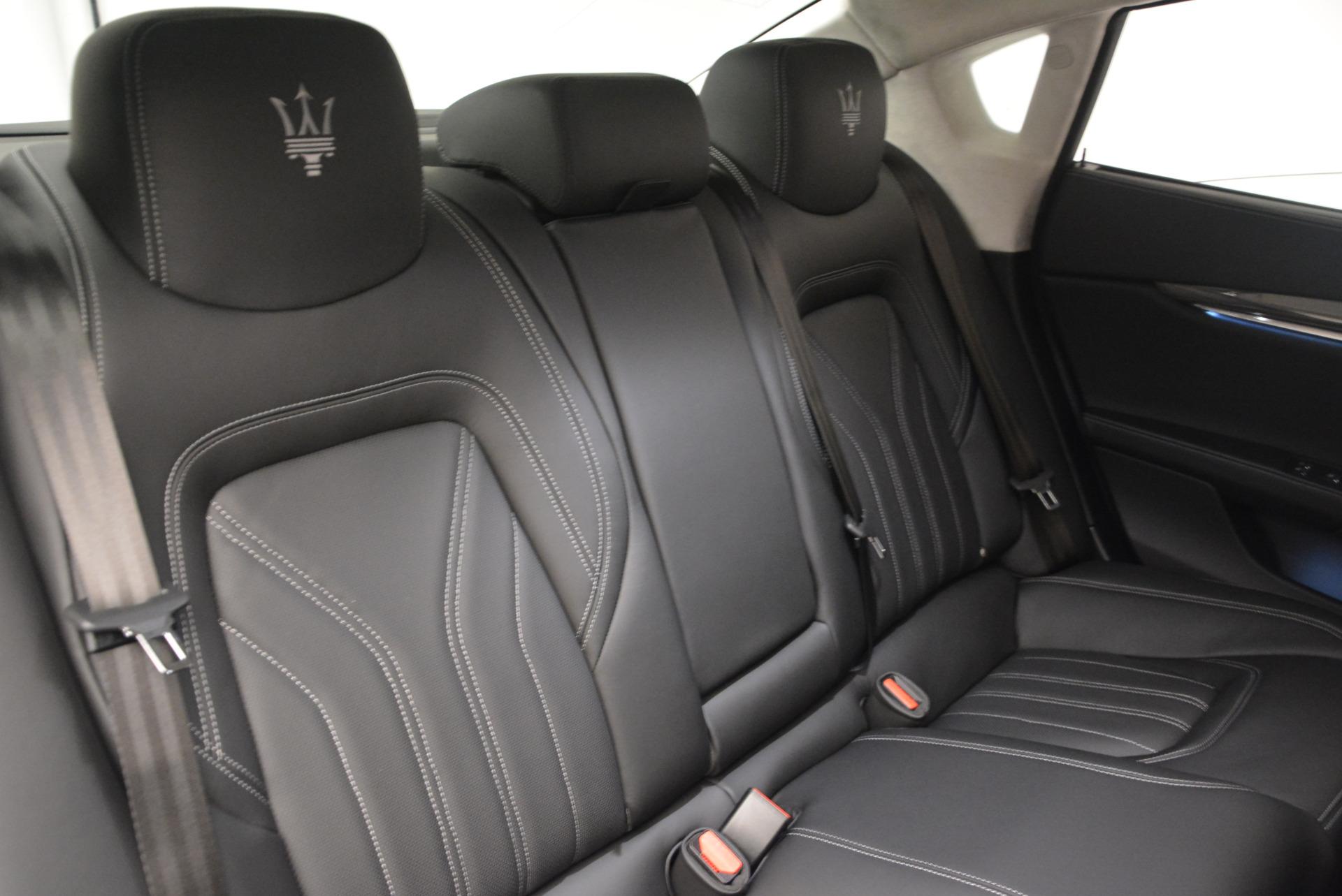New 2017 Maserati Quattroporte S Q4 GranLusso For Sale In Greenwich, CT. Alfa Romeo of Greenwich, M1686 611_p27