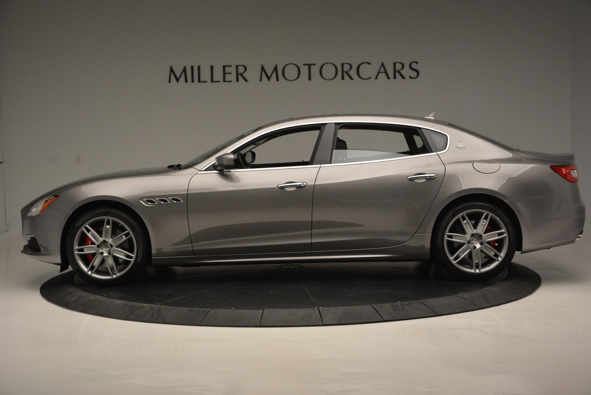 New 2017 Maserati Quattroporte S Q4 GranLusso For Sale In Greenwich, CT. Alfa Romeo of Greenwich, M1686 611_p3