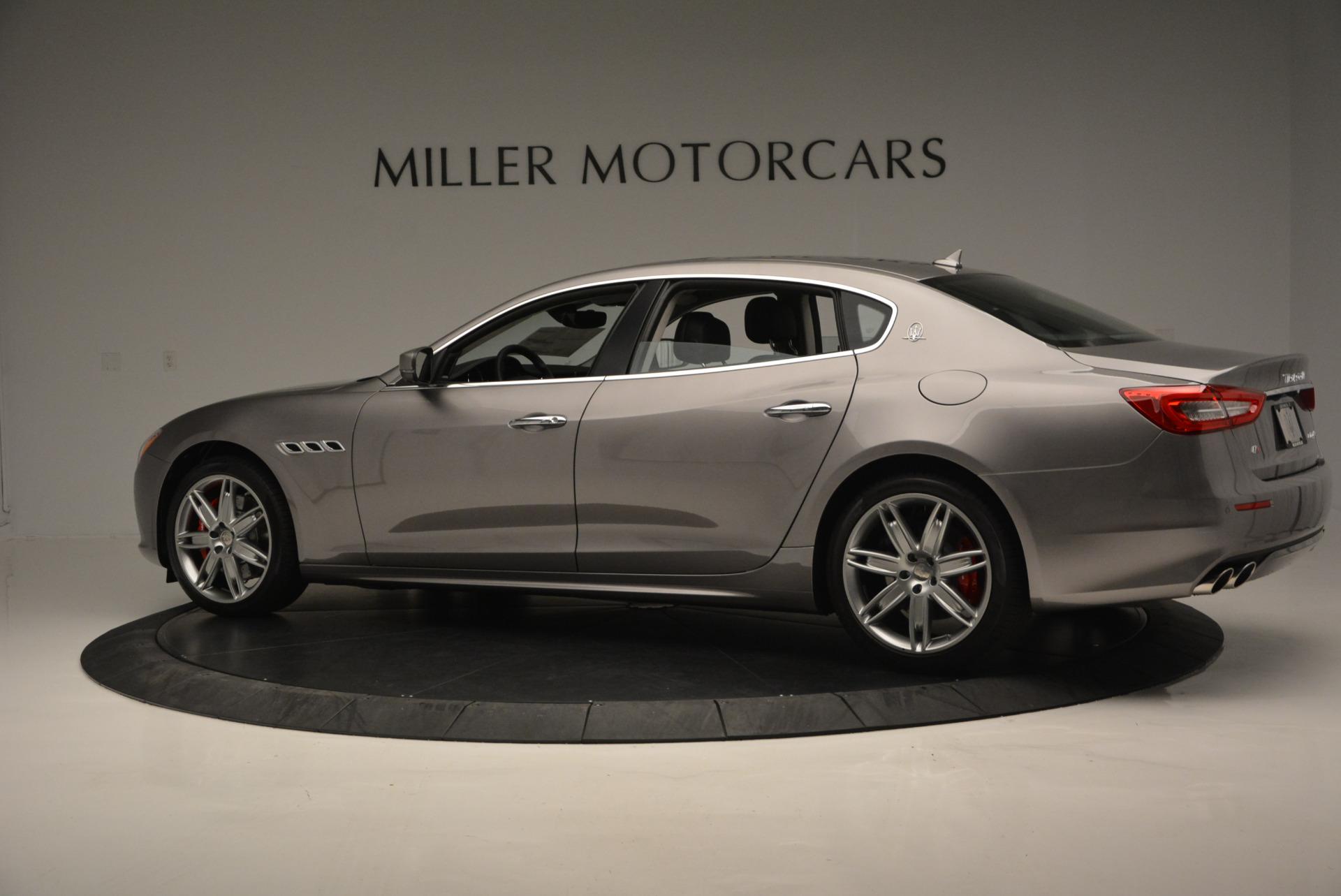New 2017 Maserati Quattroporte S Q4 GranLusso For Sale In Greenwich, CT. Alfa Romeo of Greenwich, M1686 611_p4
