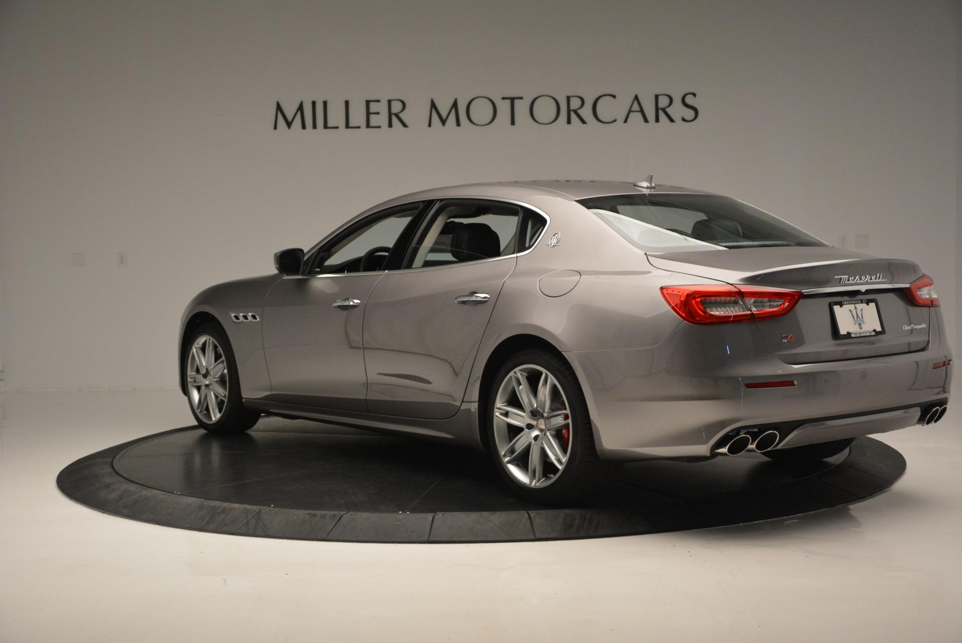 New 2017 Maserati Quattroporte S Q4 GranLusso For Sale In Greenwich, CT. Alfa Romeo of Greenwich, M1686 611_p5