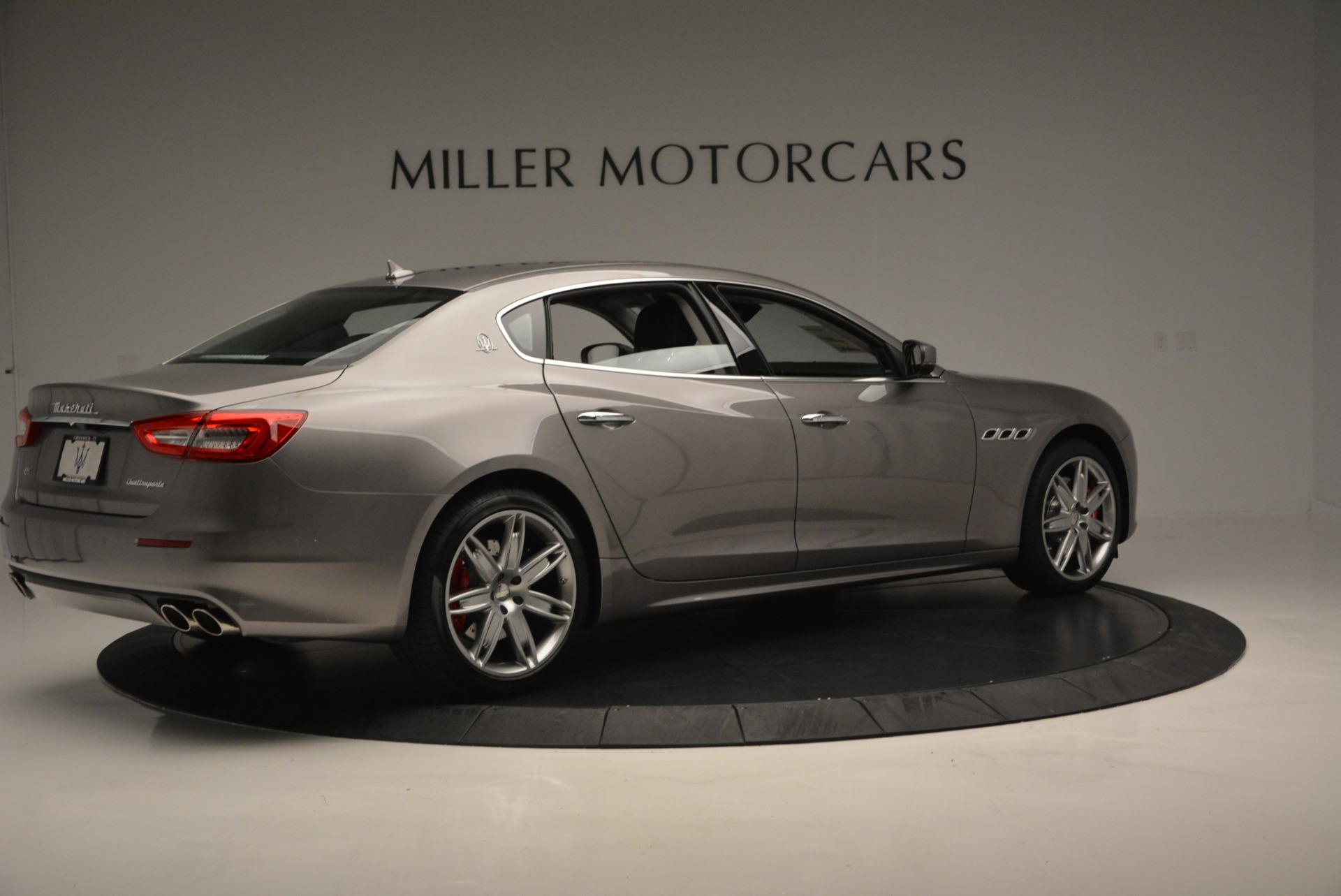 New 2017 Maserati Quattroporte S Q4 GranLusso For Sale In Greenwich, CT. Alfa Romeo of Greenwich, M1686 611_p8