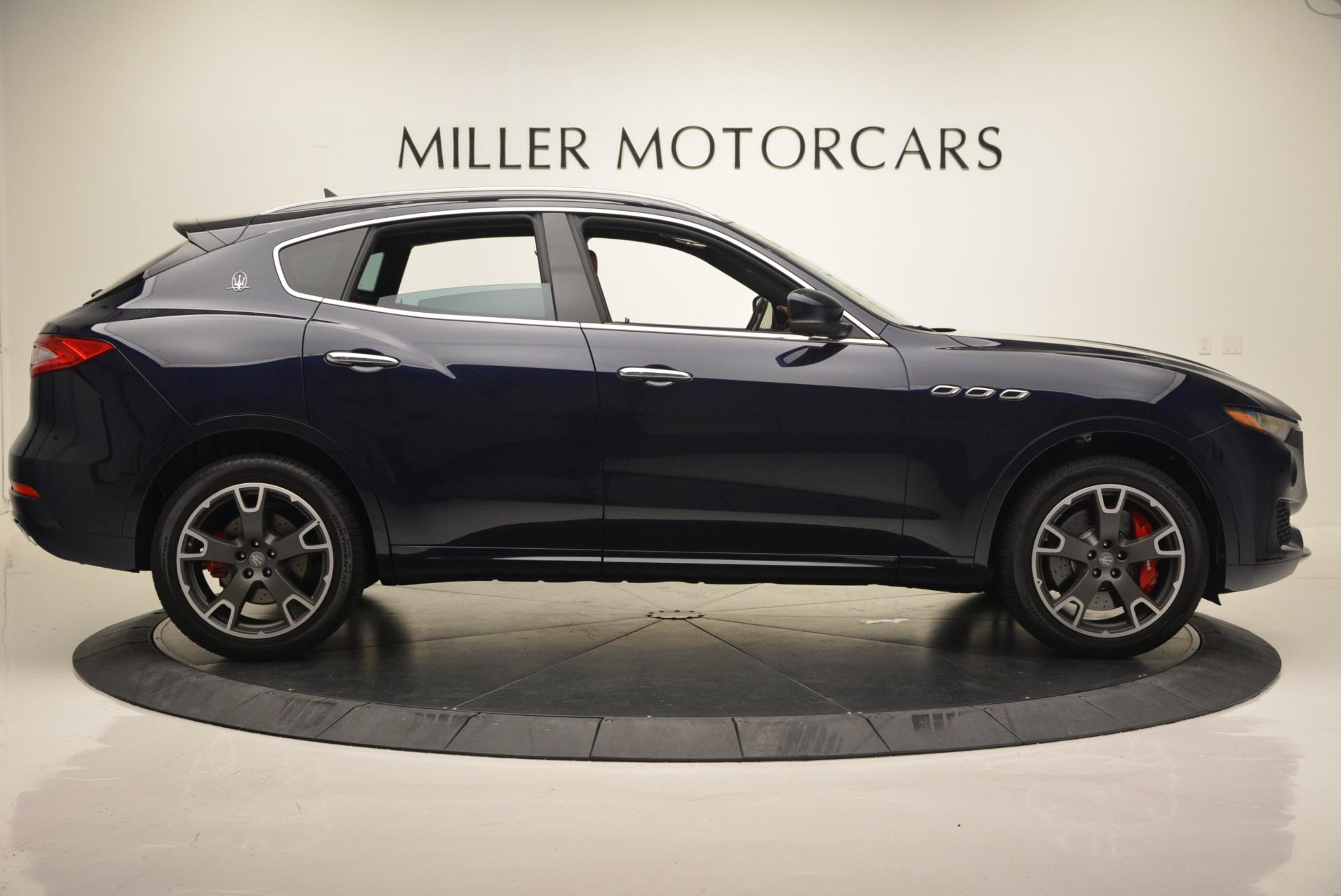 New 2017 Maserati Levante  For Sale In Greenwich, CT. Alfa Romeo of Greenwich, M1675 612_p6