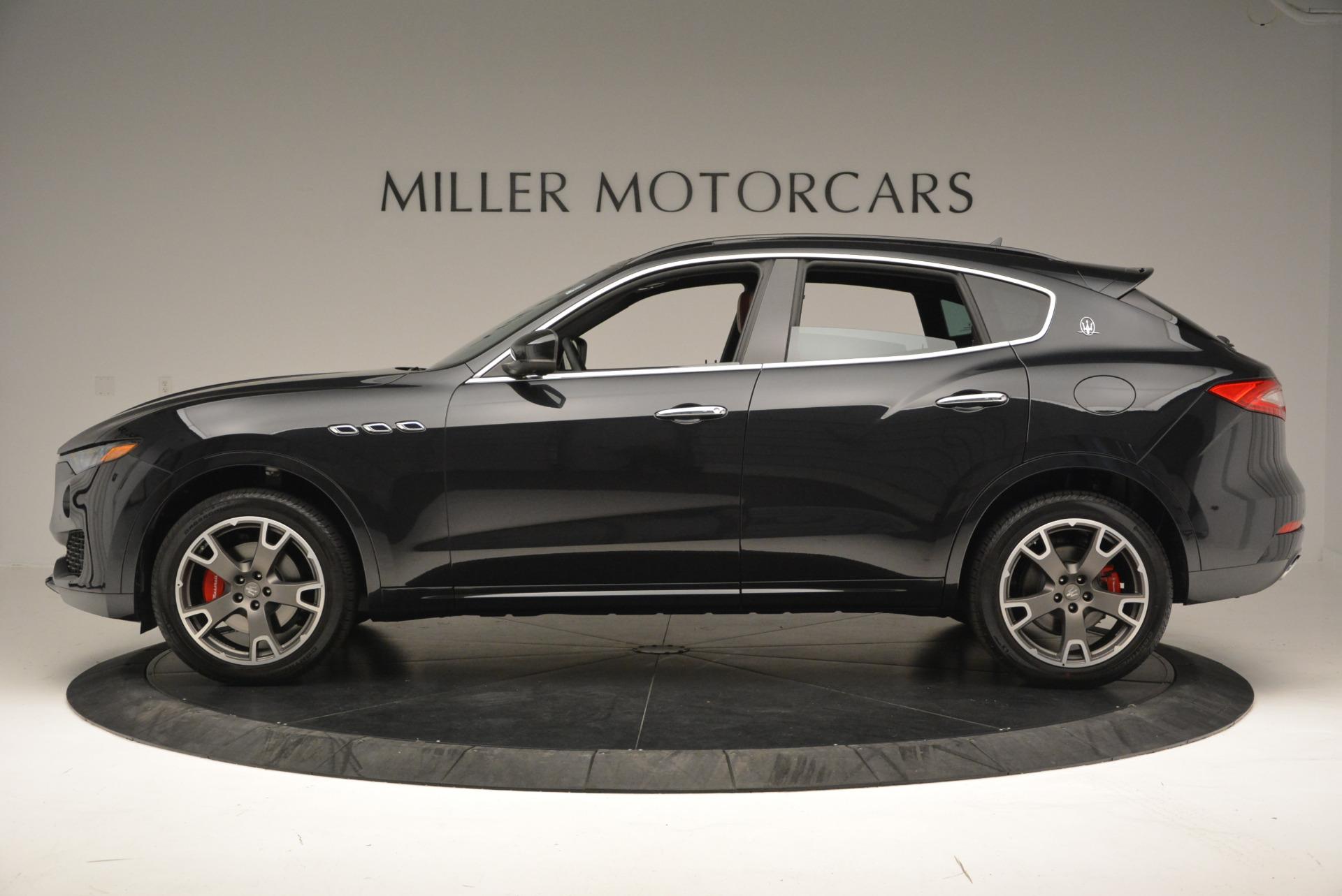 New 2017 Maserati Levante  For Sale In Greenwich, CT. Alfa Romeo of Greenwich, W371 613_p3