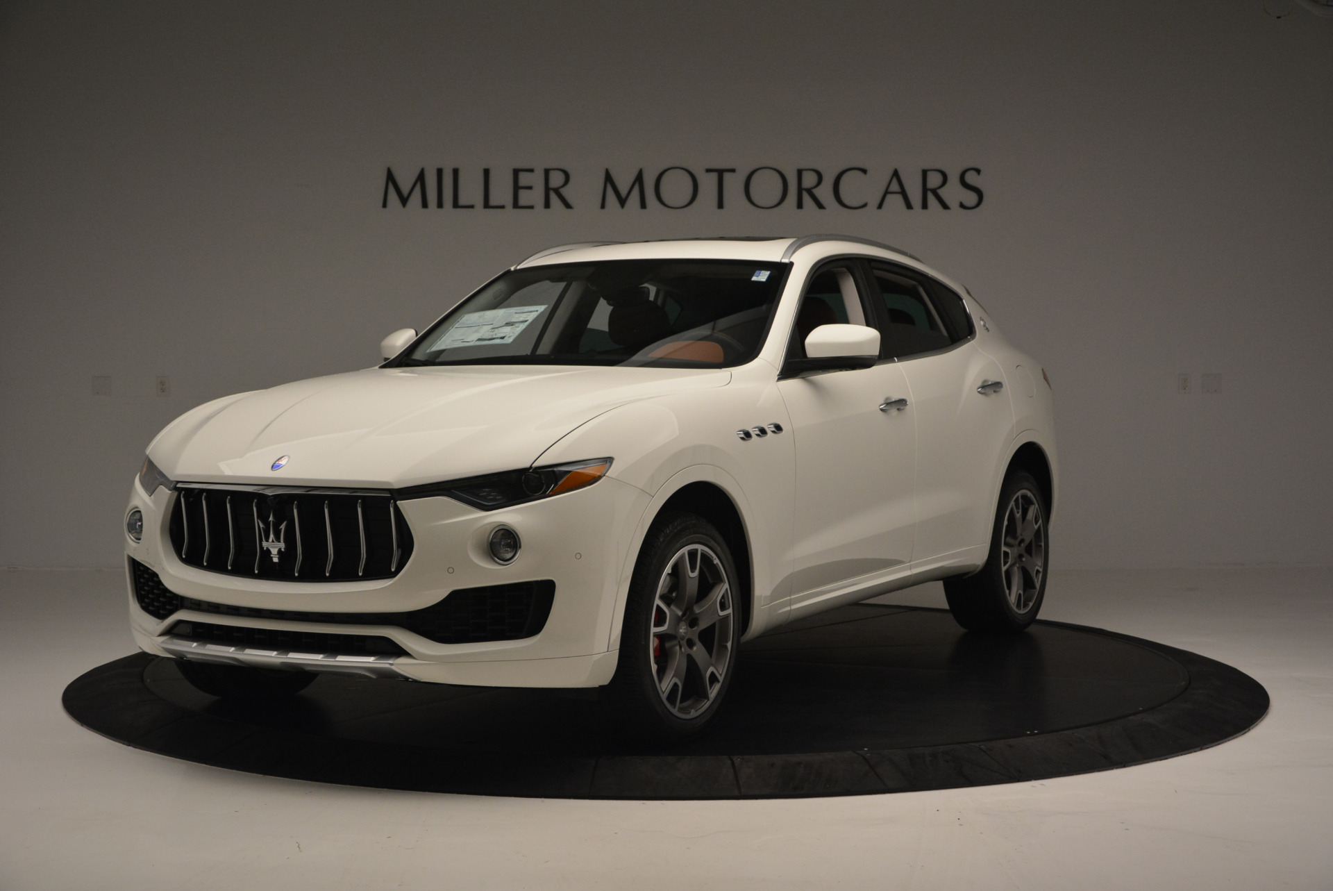 New 2017 Maserati Levante  For Sale In Greenwich, CT. Alfa Romeo of Greenwich, W339