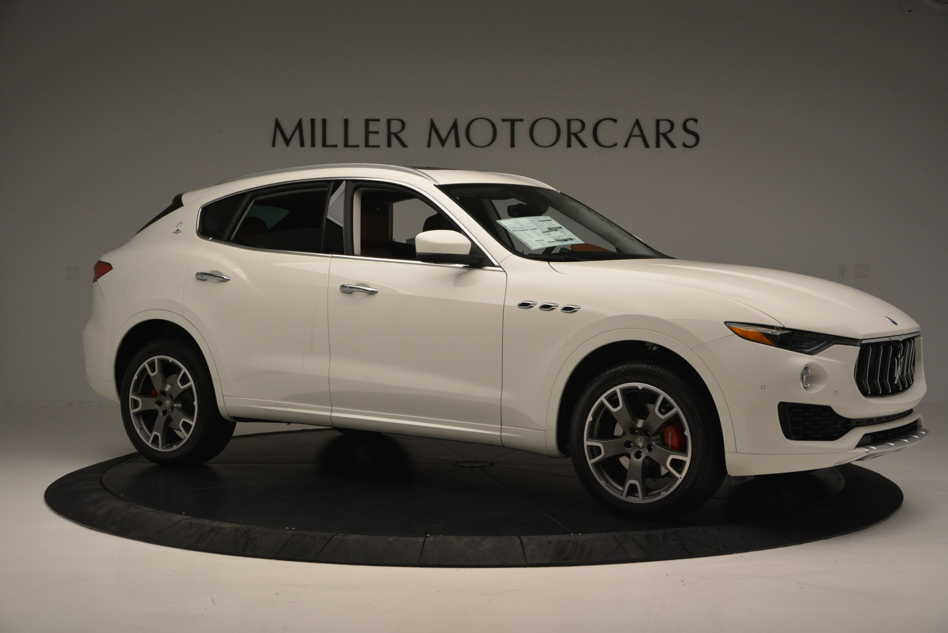 New 2017 Maserati Levante  For Sale In Greenwich, CT. Alfa Romeo of Greenwich, W339 614_p10
