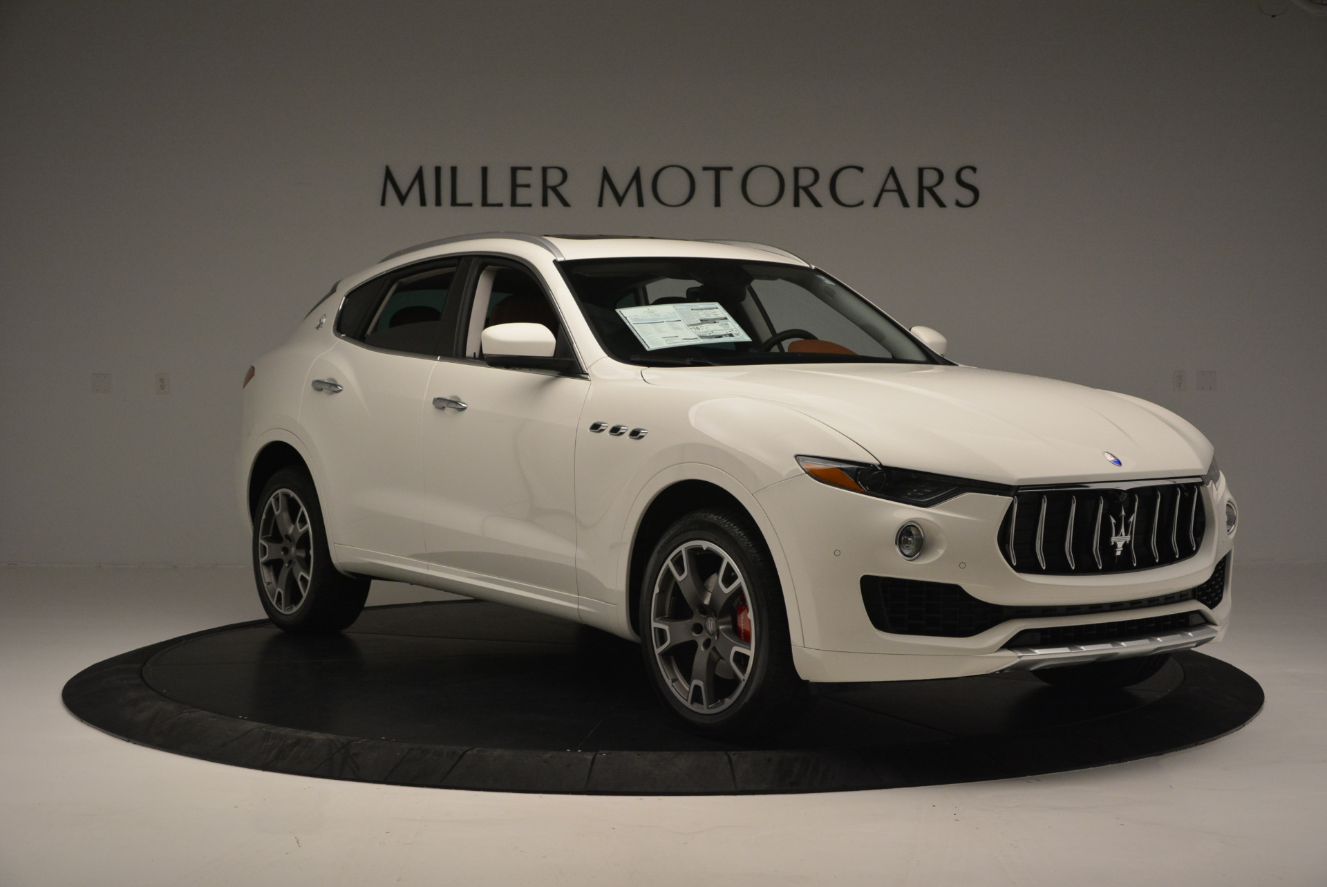 New 2017 Maserati Levante  For Sale In Greenwich, CT. Alfa Romeo of Greenwich, W339 614_p11