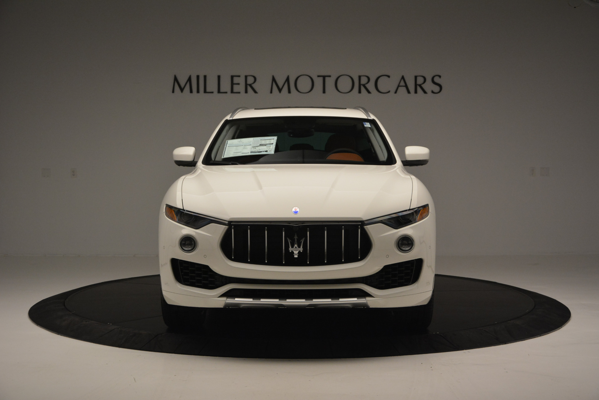 New 2017 Maserati Levante  For Sale In Greenwich, CT. Alfa Romeo of Greenwich, W339 614_p12