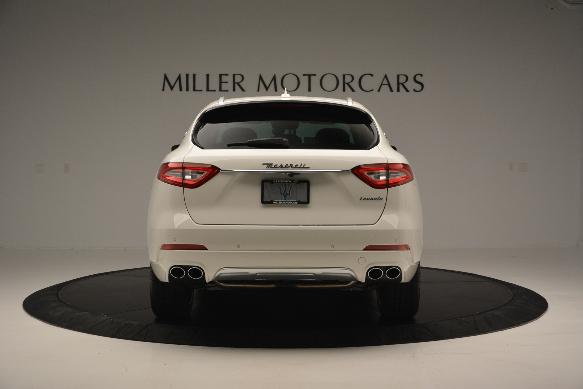 New 2017 Maserati Levante  For Sale In Greenwich, CT. Alfa Romeo of Greenwich, W339 614_p6