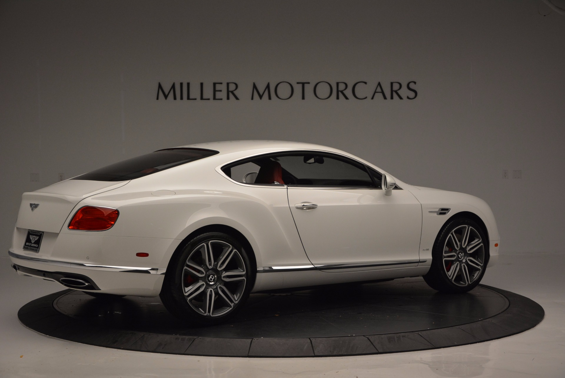 Used 2016 Bentley Continental GT  For Sale In Greenwich, CT. Alfa Romeo of Greenwich, B1191 618_p8