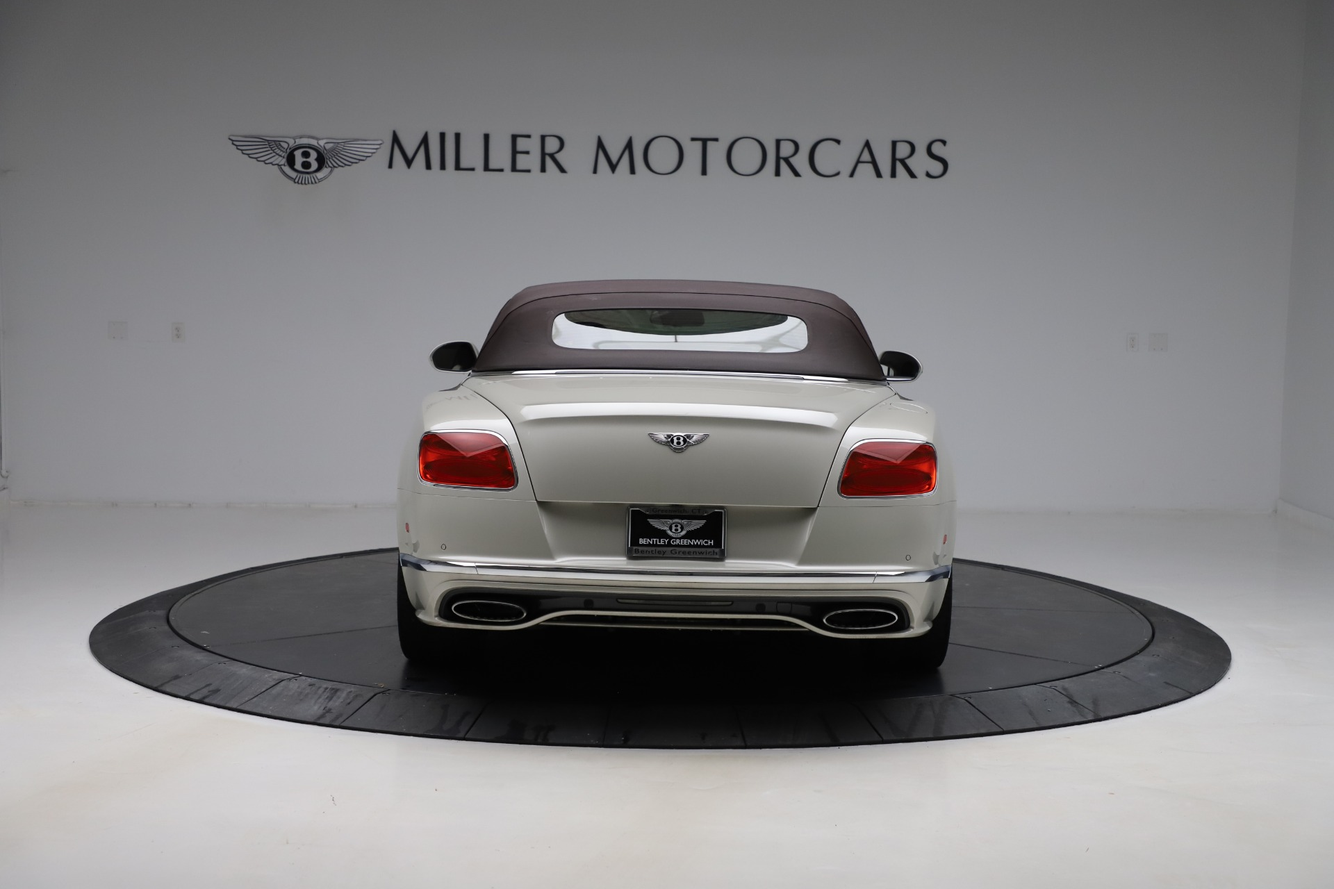 Used 2016 Bentley Continental GT Speed Convertible  For Sale In Greenwich, CT. Alfa Romeo of Greenwich, B1192 619_p17