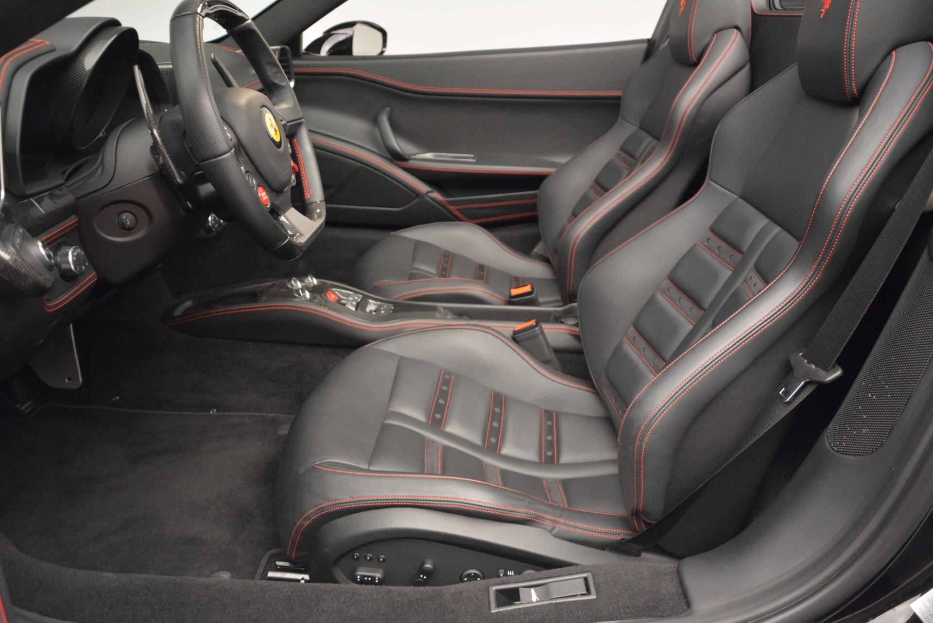 Used 2014 Ferrari 458 Spider  For Sale In Greenwich, CT. Alfa Romeo of Greenwich, 4345 620_p26
