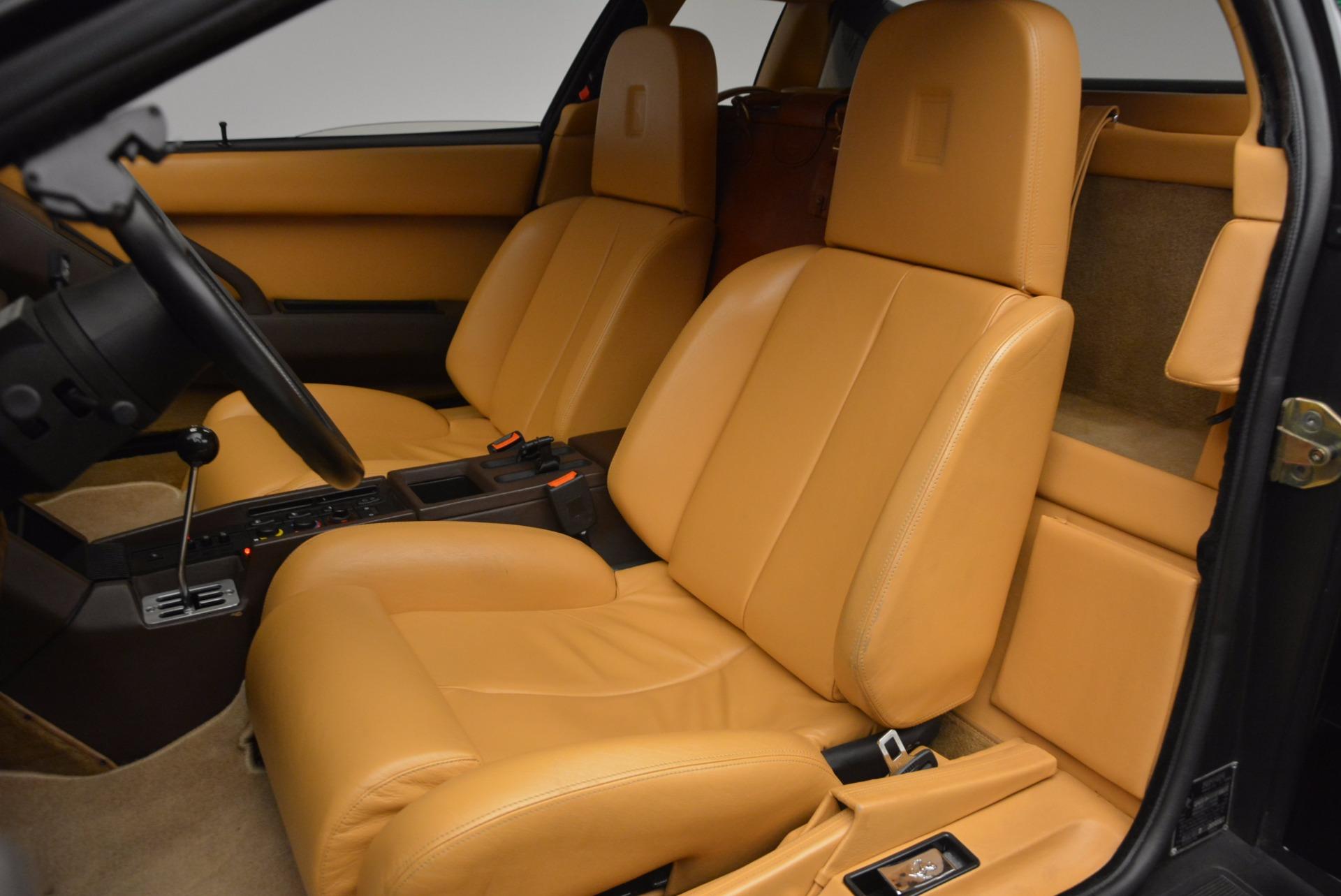 Used 1989 Ferrari Testarossa  For Sale In Greenwich, CT. Alfa Romeo of Greenwich, 4343 622_p15