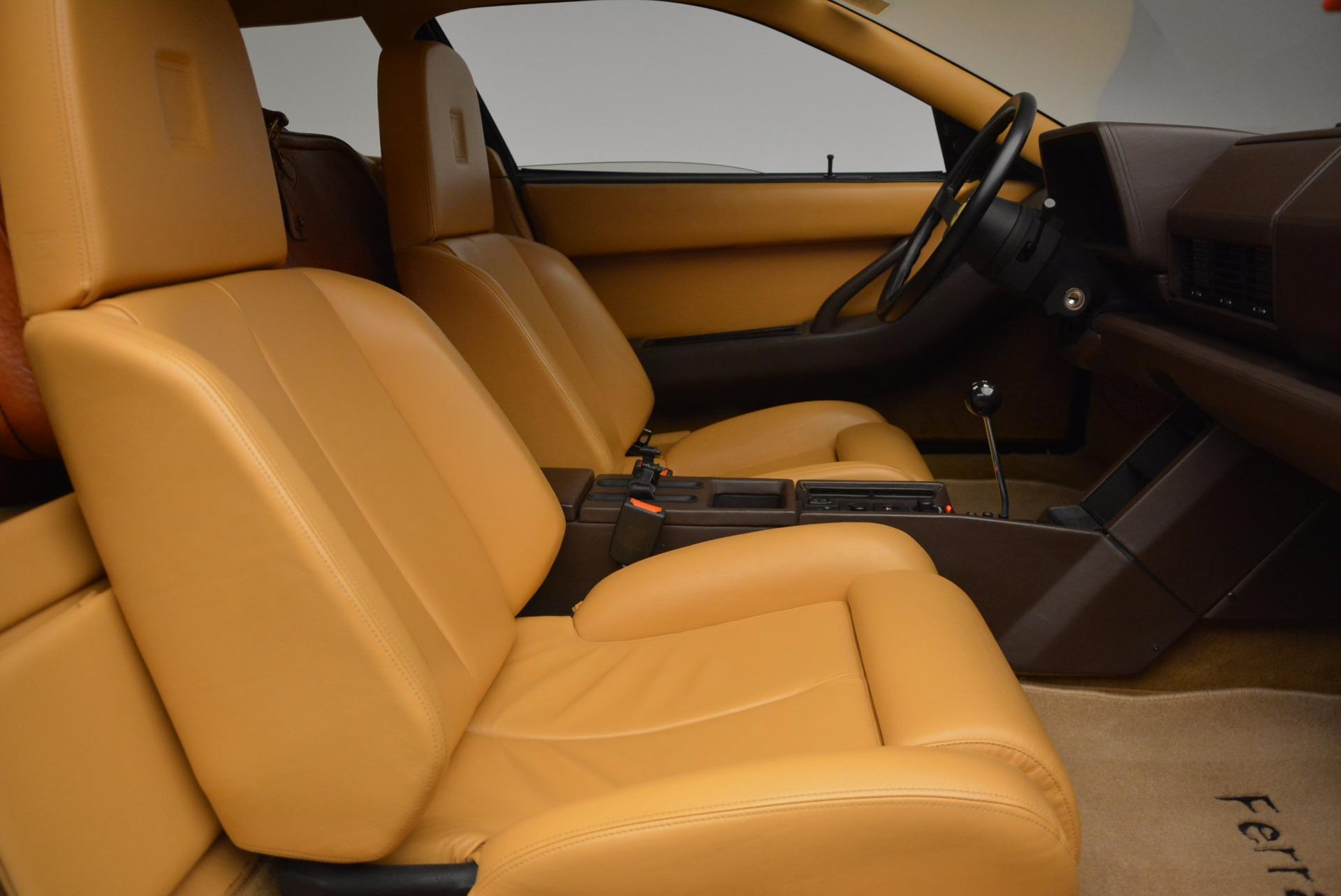 Used 1989 Ferrari Testarossa  For Sale In Greenwich, CT. Alfa Romeo of Greenwich, 4343 622_p18