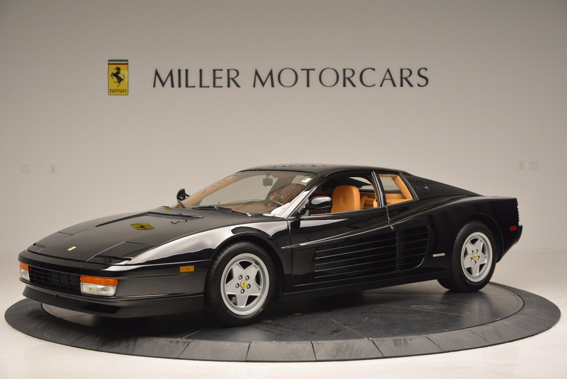 Used 1989 Ferrari Testarossa  For Sale In Greenwich, CT. Alfa Romeo of Greenwich, 4343 622_p2