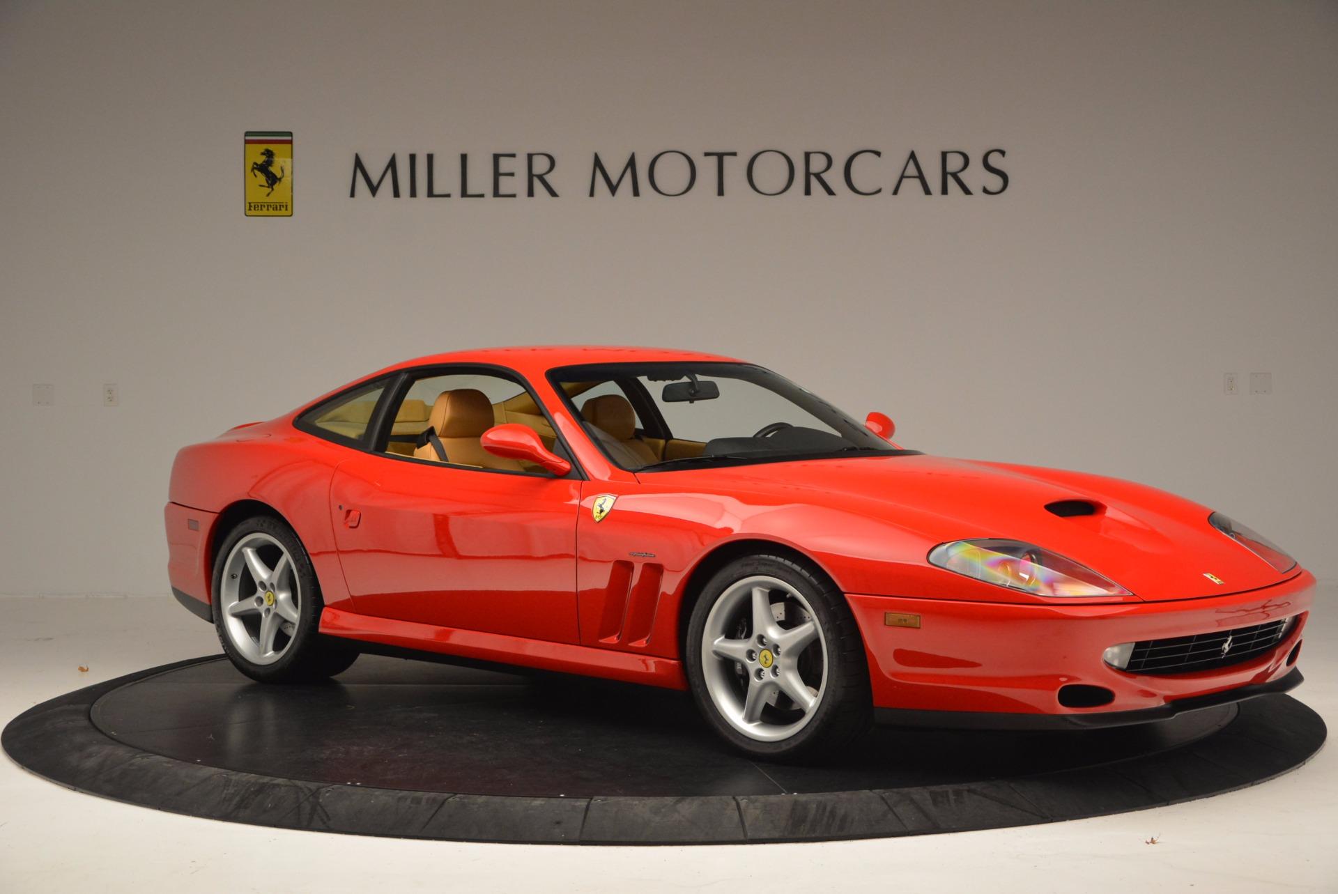 Used 2000 Ferrari 550 Maranello  For Sale In Greenwich, CT. Alfa Romeo of Greenwich, 4325 623_p10