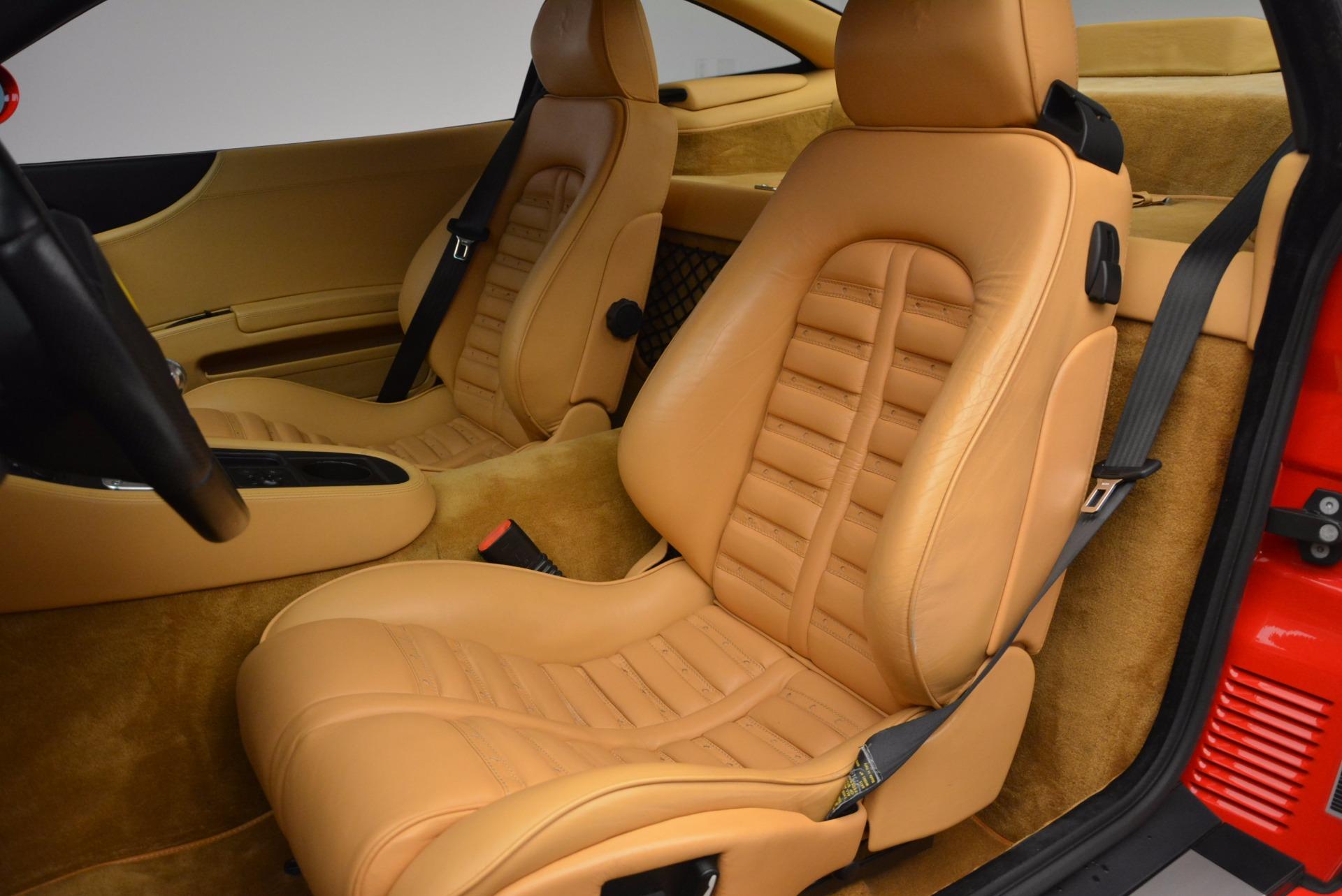 Used 2000 Ferrari 550 Maranello  For Sale In Greenwich, CT. Alfa Romeo of Greenwich, 4325 623_p15