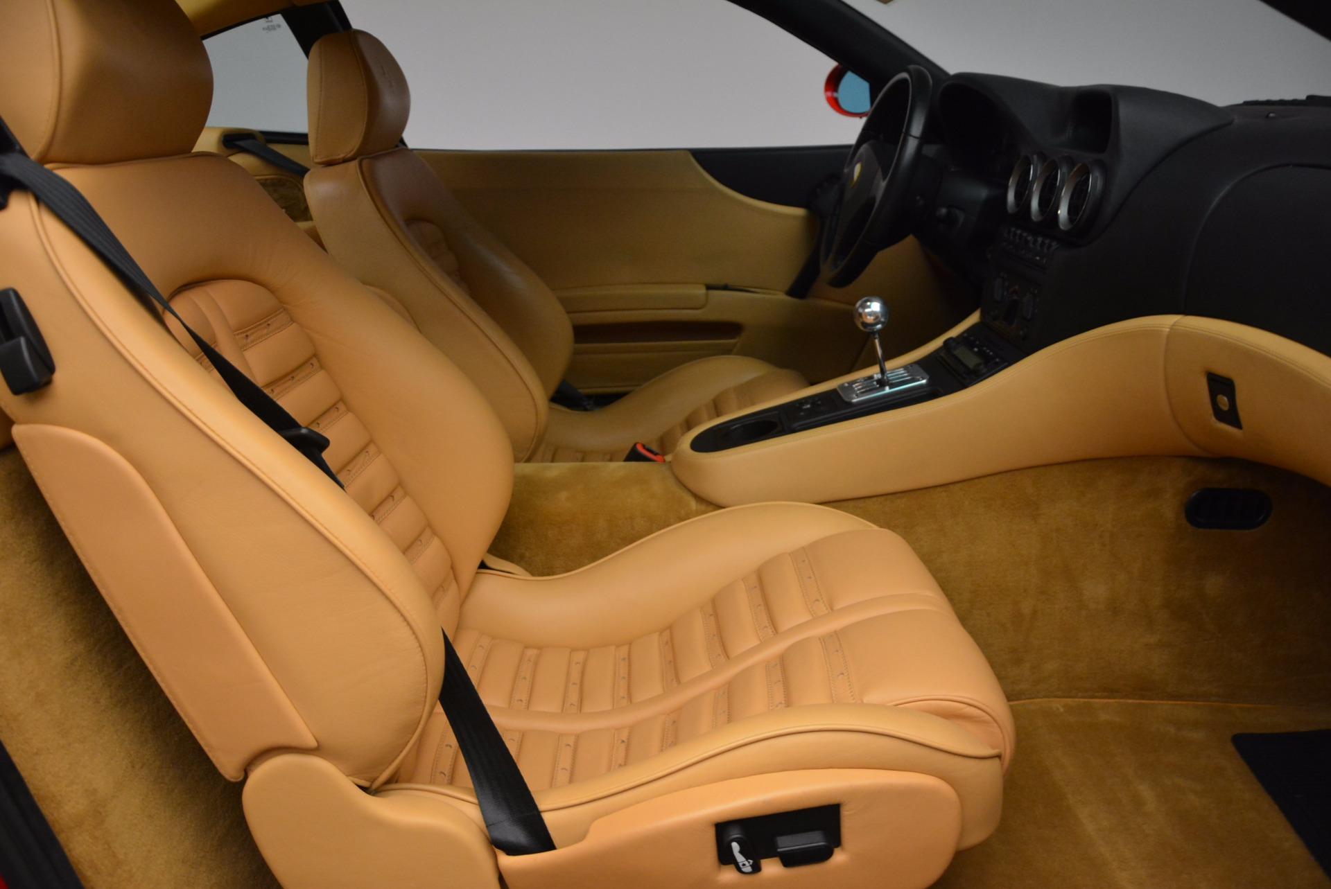 Used 2000 Ferrari 550 Maranello  For Sale In Greenwich, CT. Alfa Romeo of Greenwich, 4325 623_p18