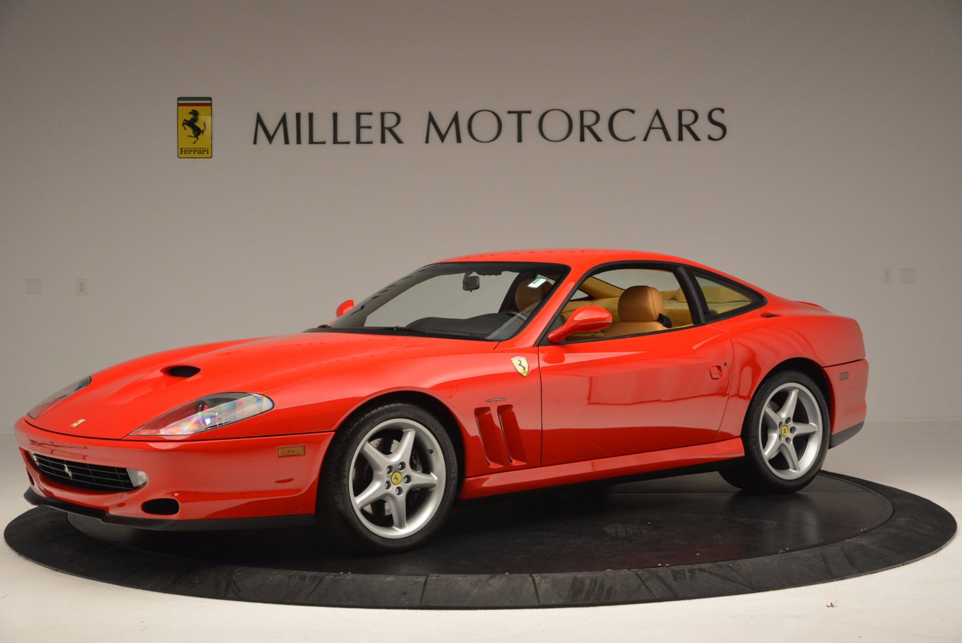 Used 2000 Ferrari 550 Maranello  For Sale In Greenwich, CT. Alfa Romeo of Greenwich, 4325 623_p2