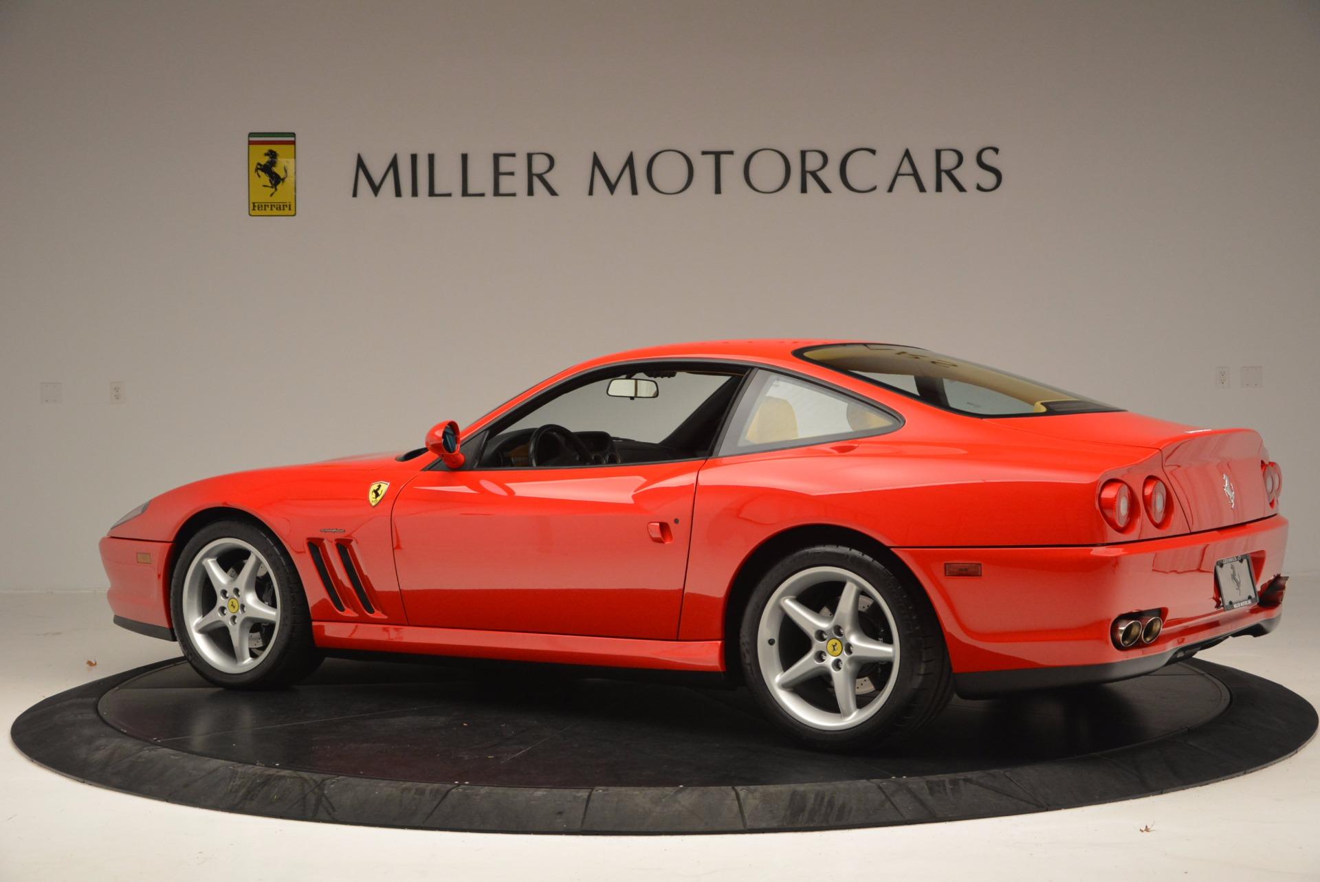 Used 2000 Ferrari 550 Maranello  For Sale In Greenwich, CT. Alfa Romeo of Greenwich, 4325 623_p4