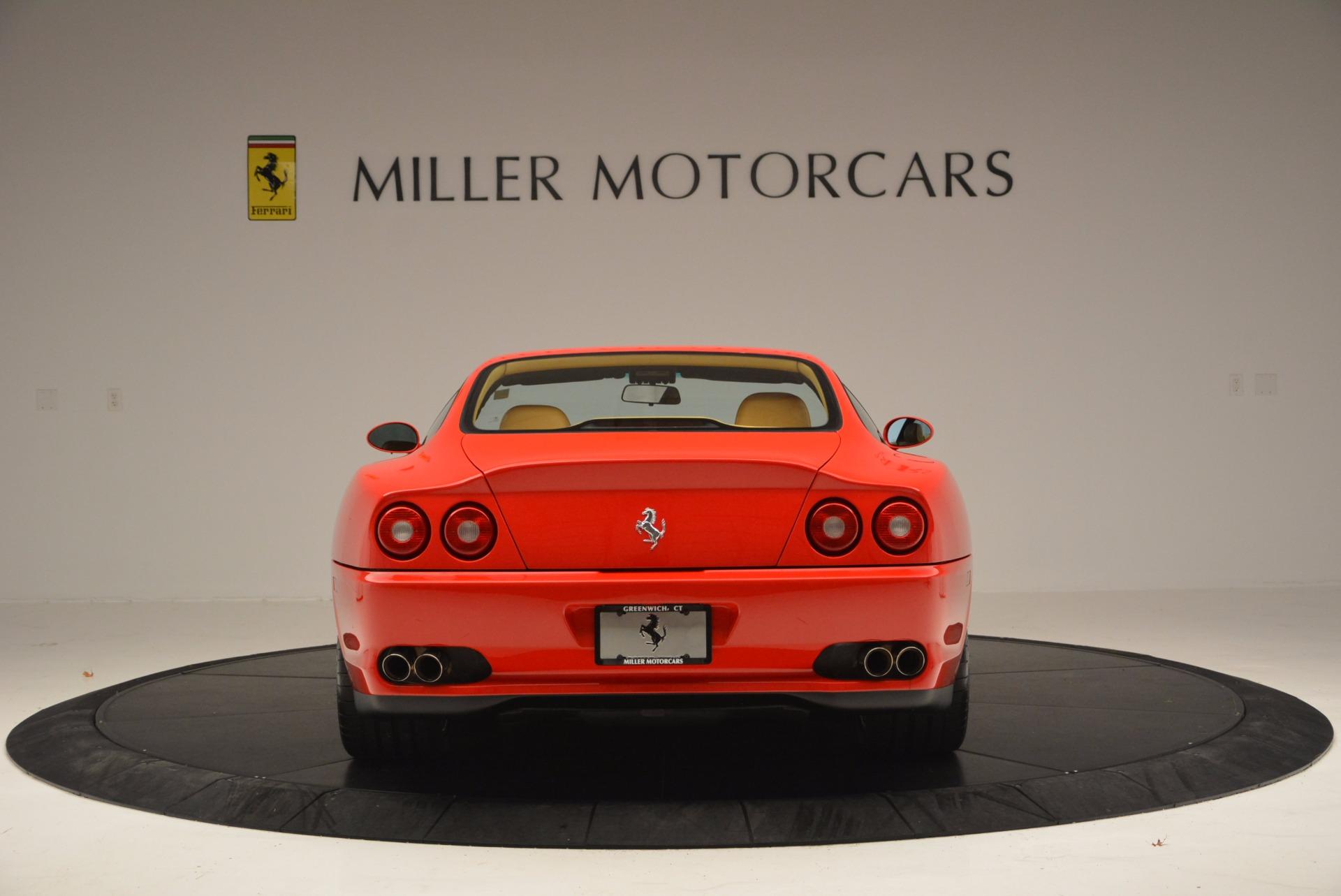 Used 2000 Ferrari 550 Maranello  For Sale In Greenwich, CT. Alfa Romeo of Greenwich, 4325 623_p6